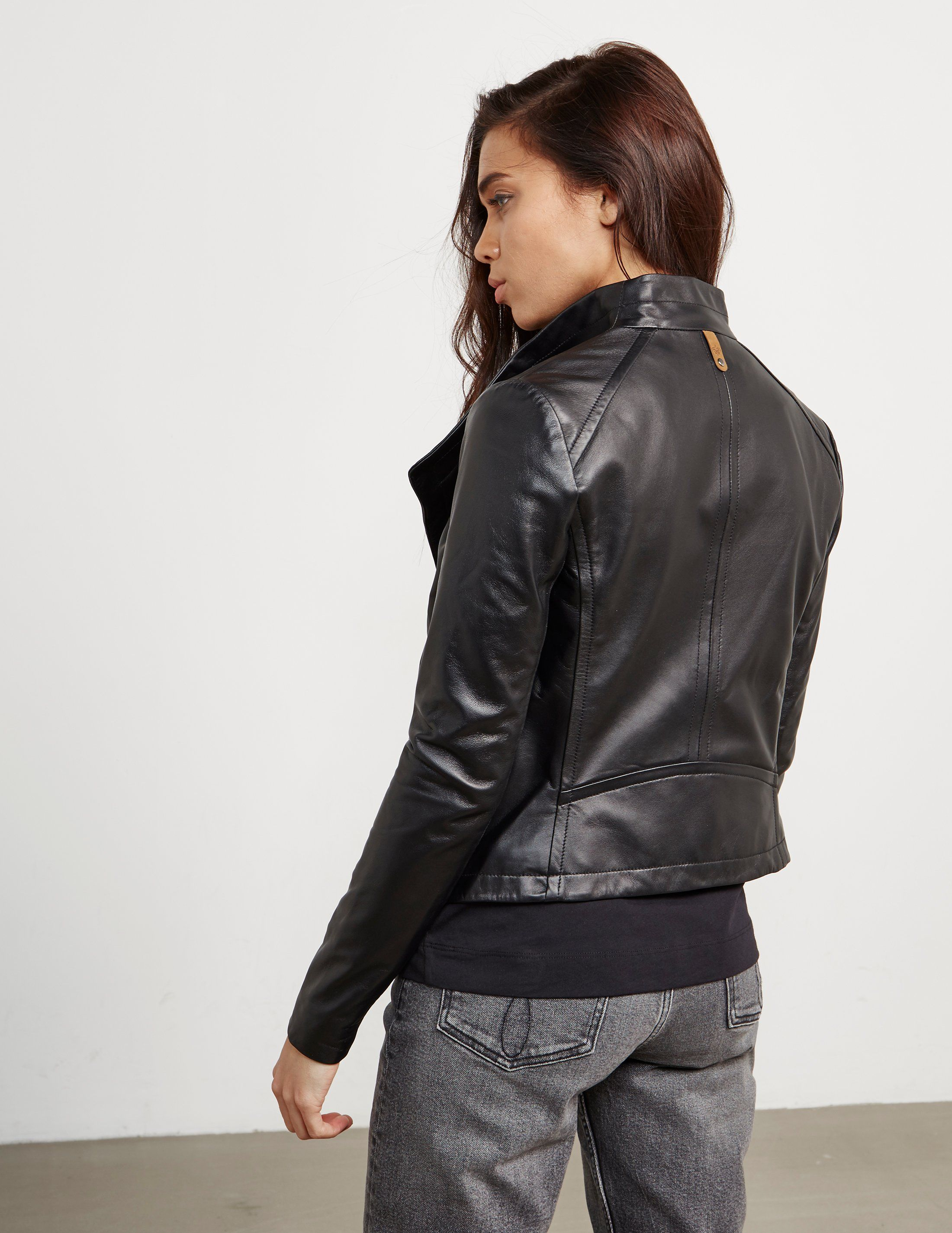 Mackage Leather Jacket - Online Exclusive