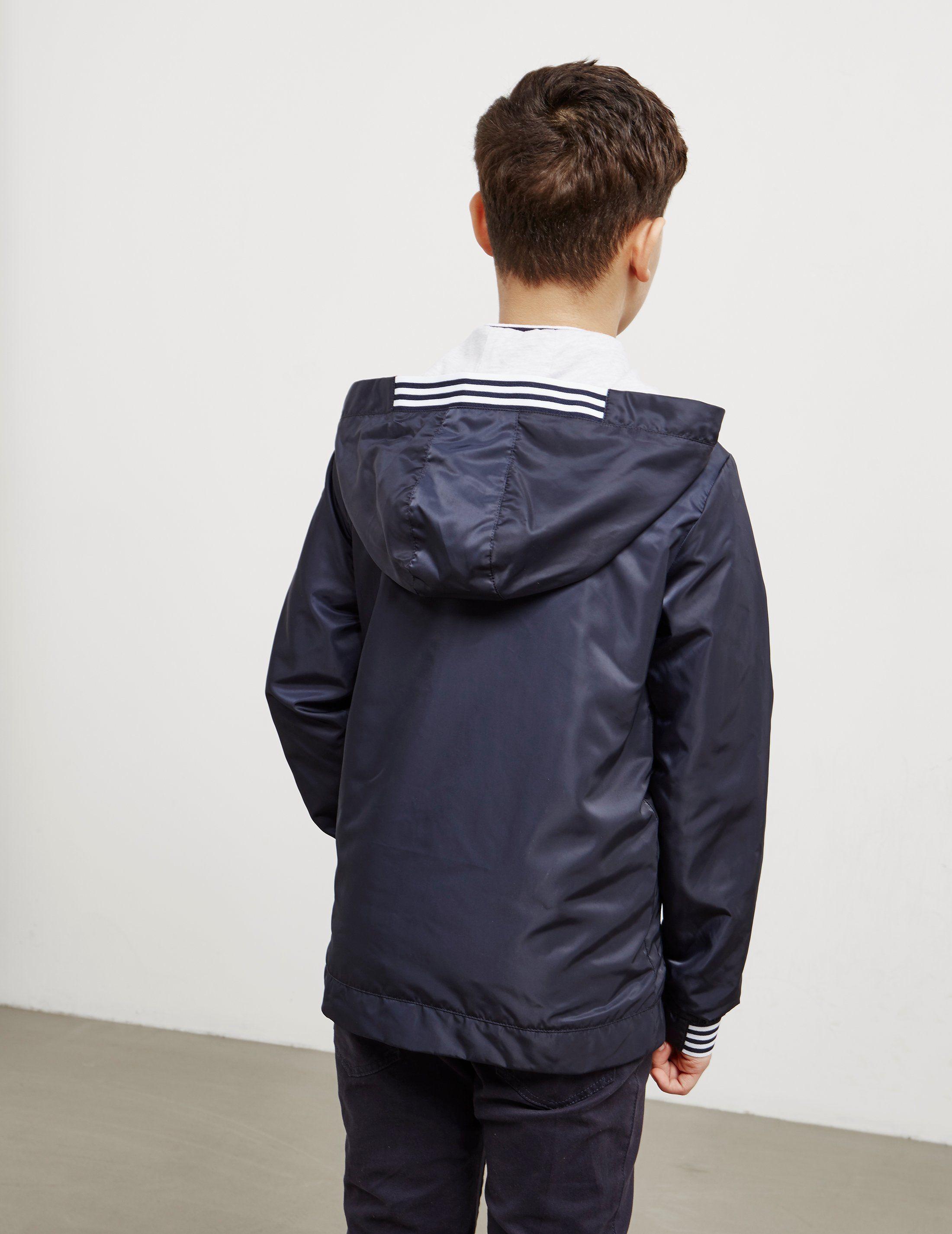 Emporio Armani Tipped Blouson Jacket