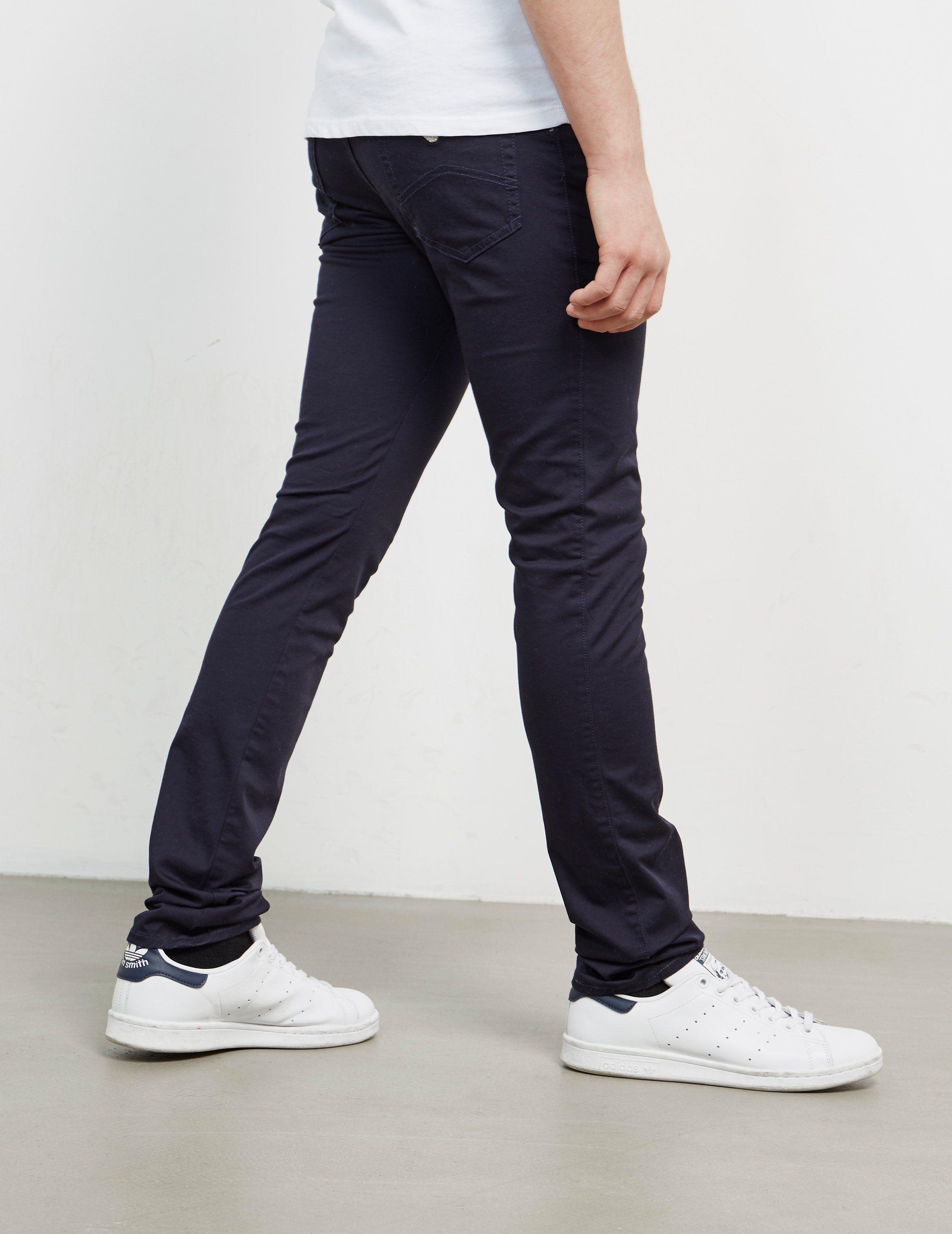 Armani Jeans J15 Slim Jeans