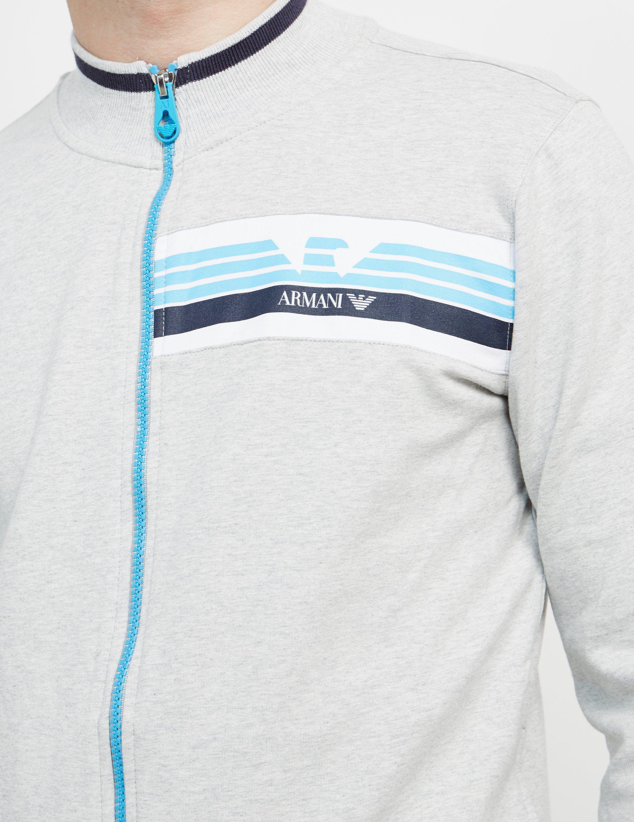 Armani Jeans Bang Logo Tracksuit