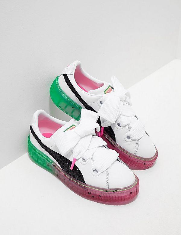 4f9a253743e PUMA x Sophia Webster Platform Candy Princess Trainers