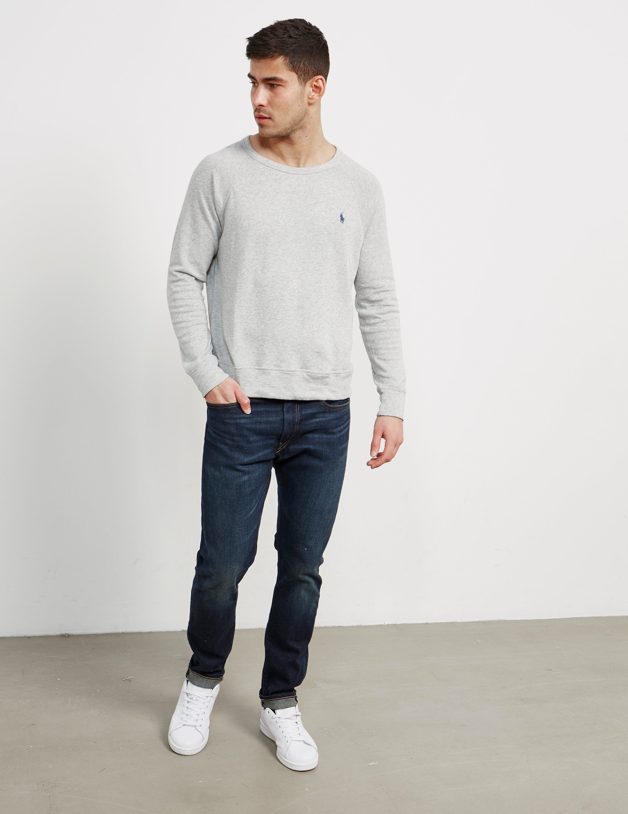 Polo Ralph Lauren Terry Knit Jumper