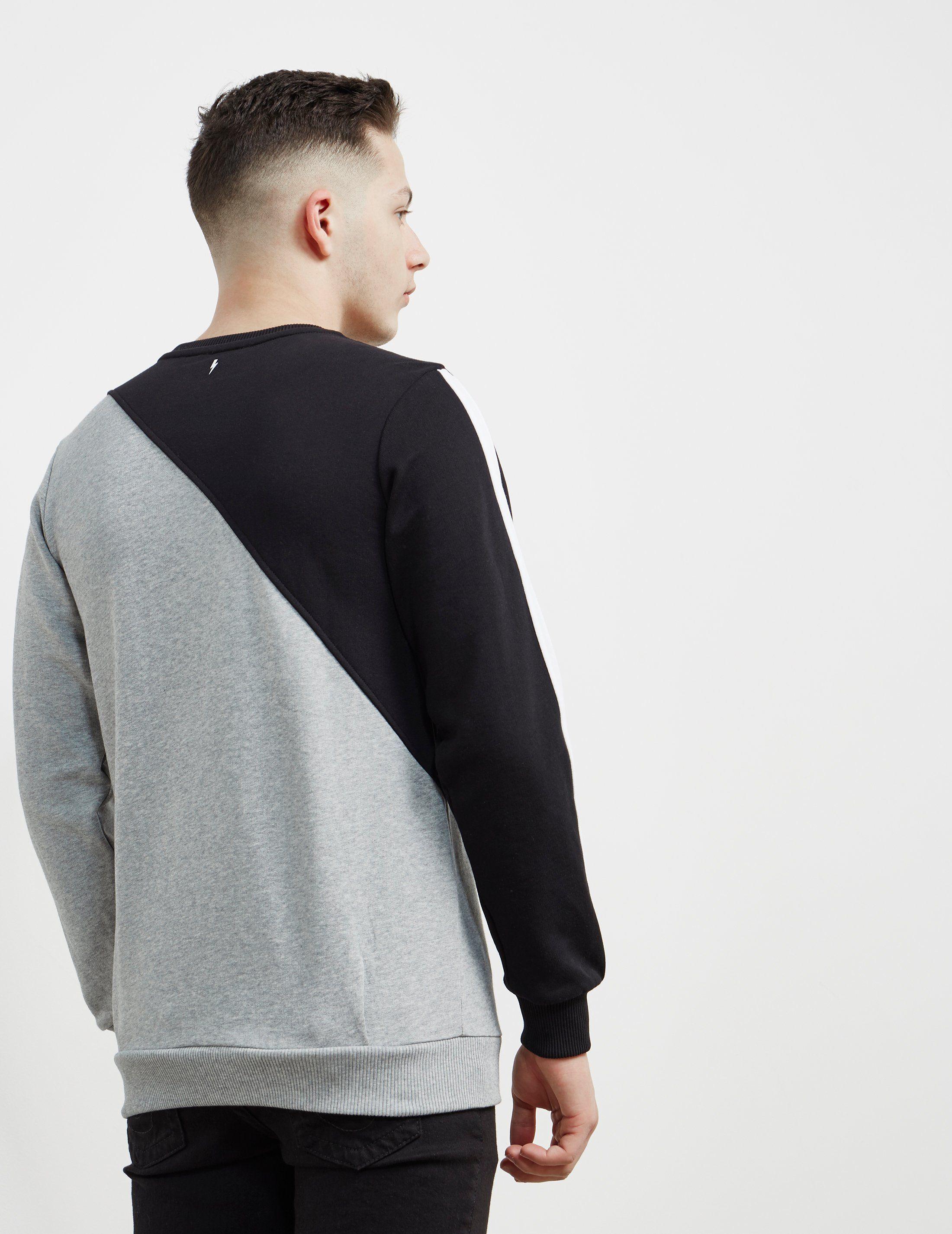 Neil Barrett Contrast Sweatshirt