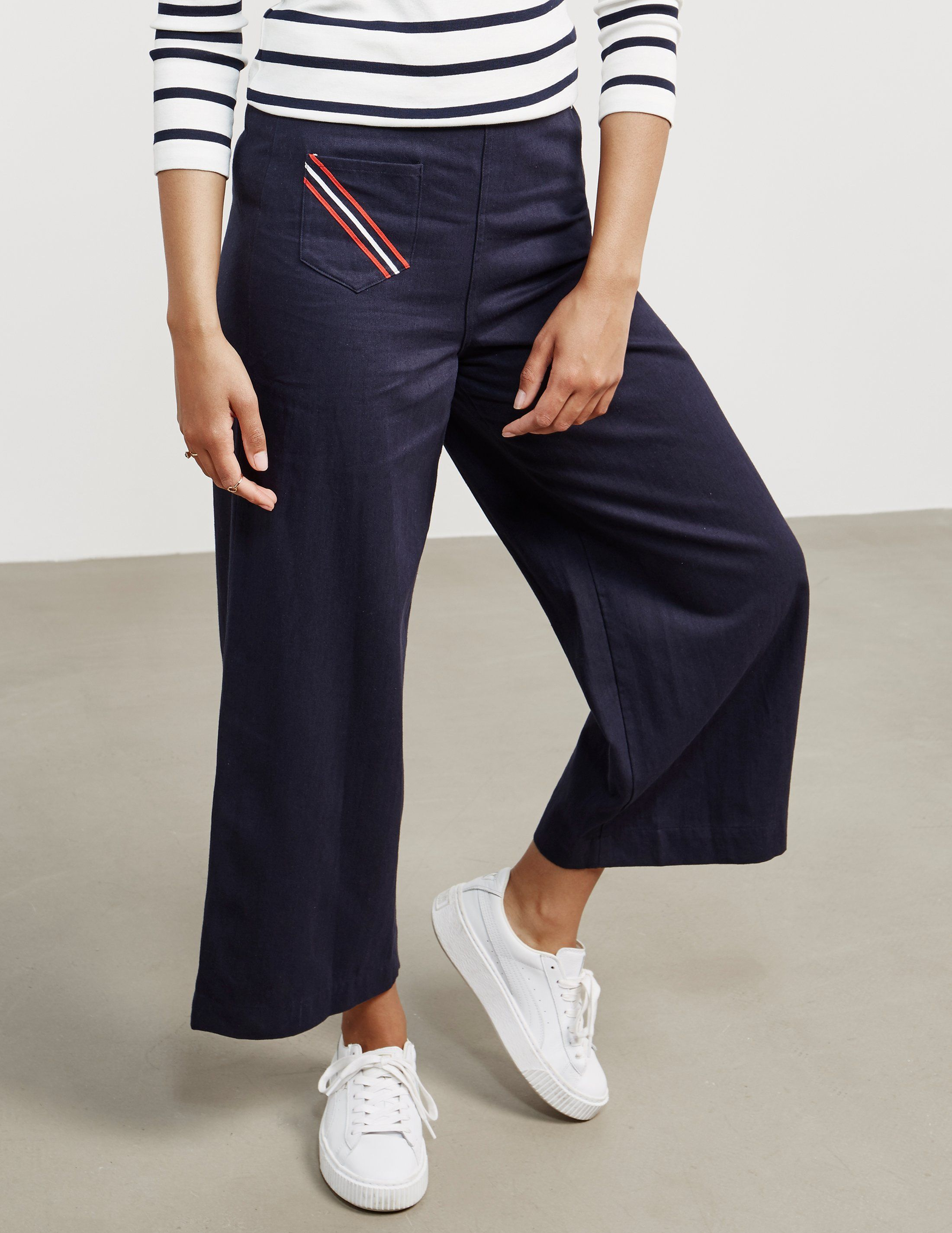 Polo Ralph Lauren Wide Leg Trousers