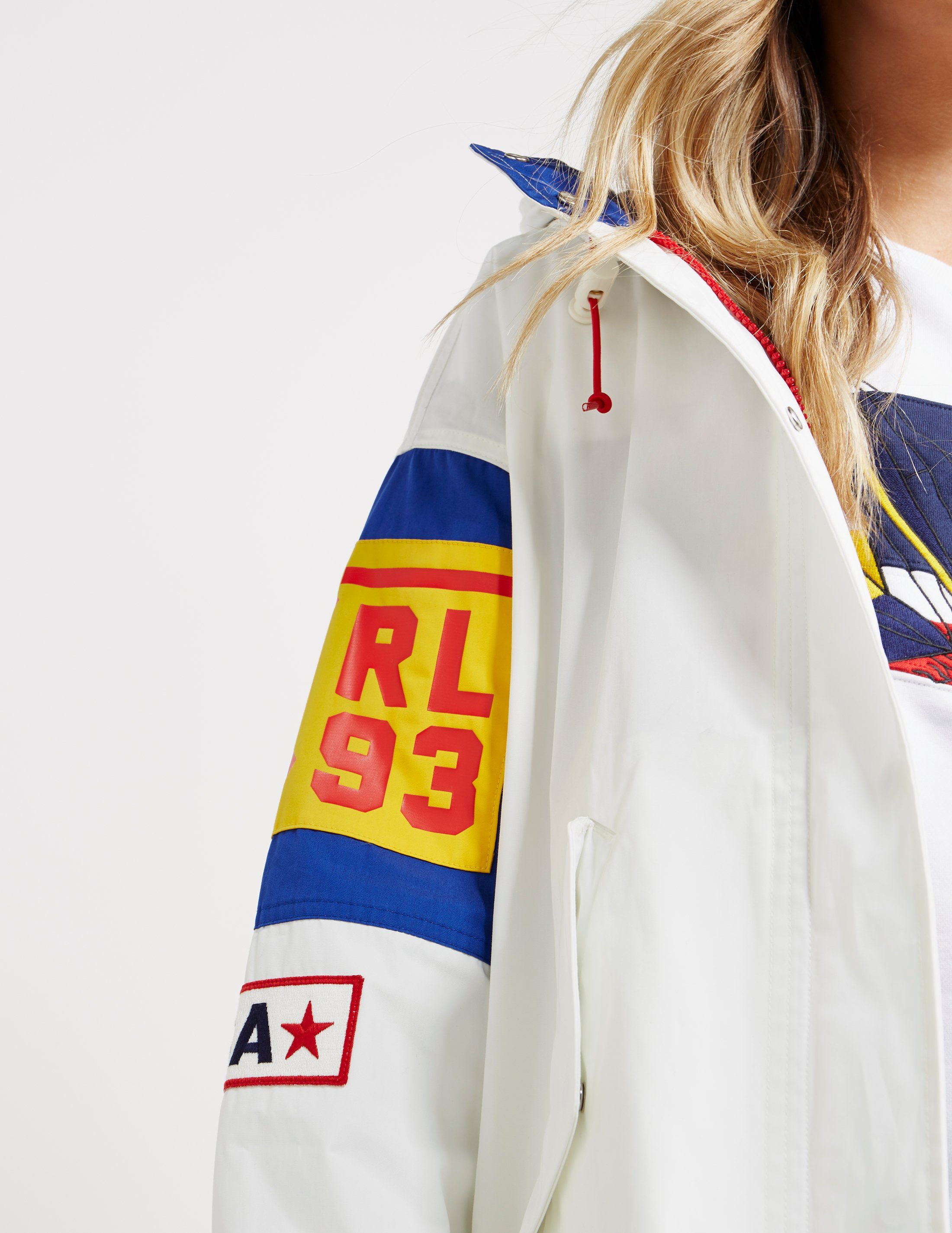 Polo Ralph Lauren CP-93 Windbreaker Jacket
