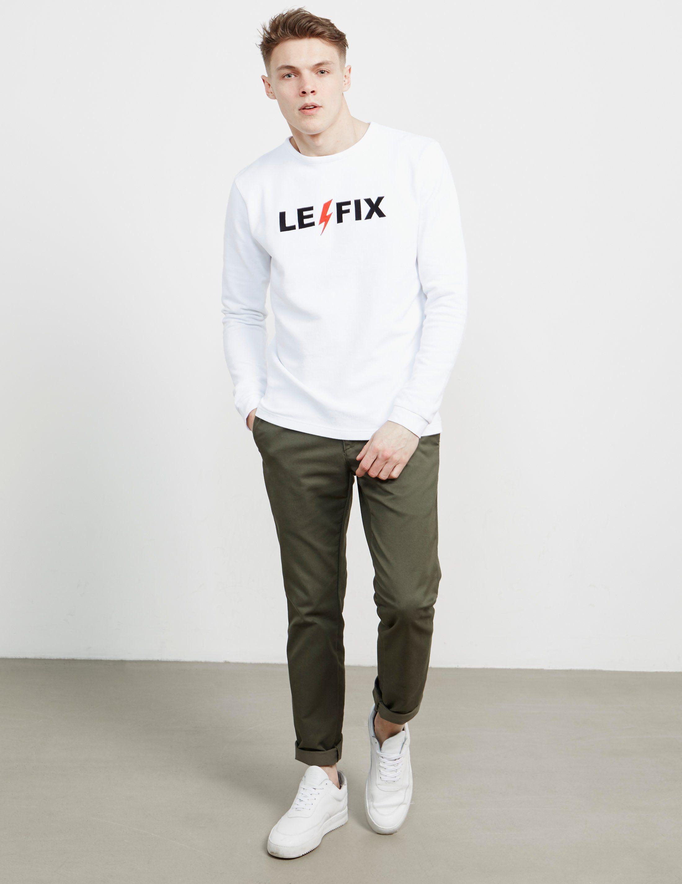 Le Fix Bolt Long Sleeve T-Shirt - Online Exclusive