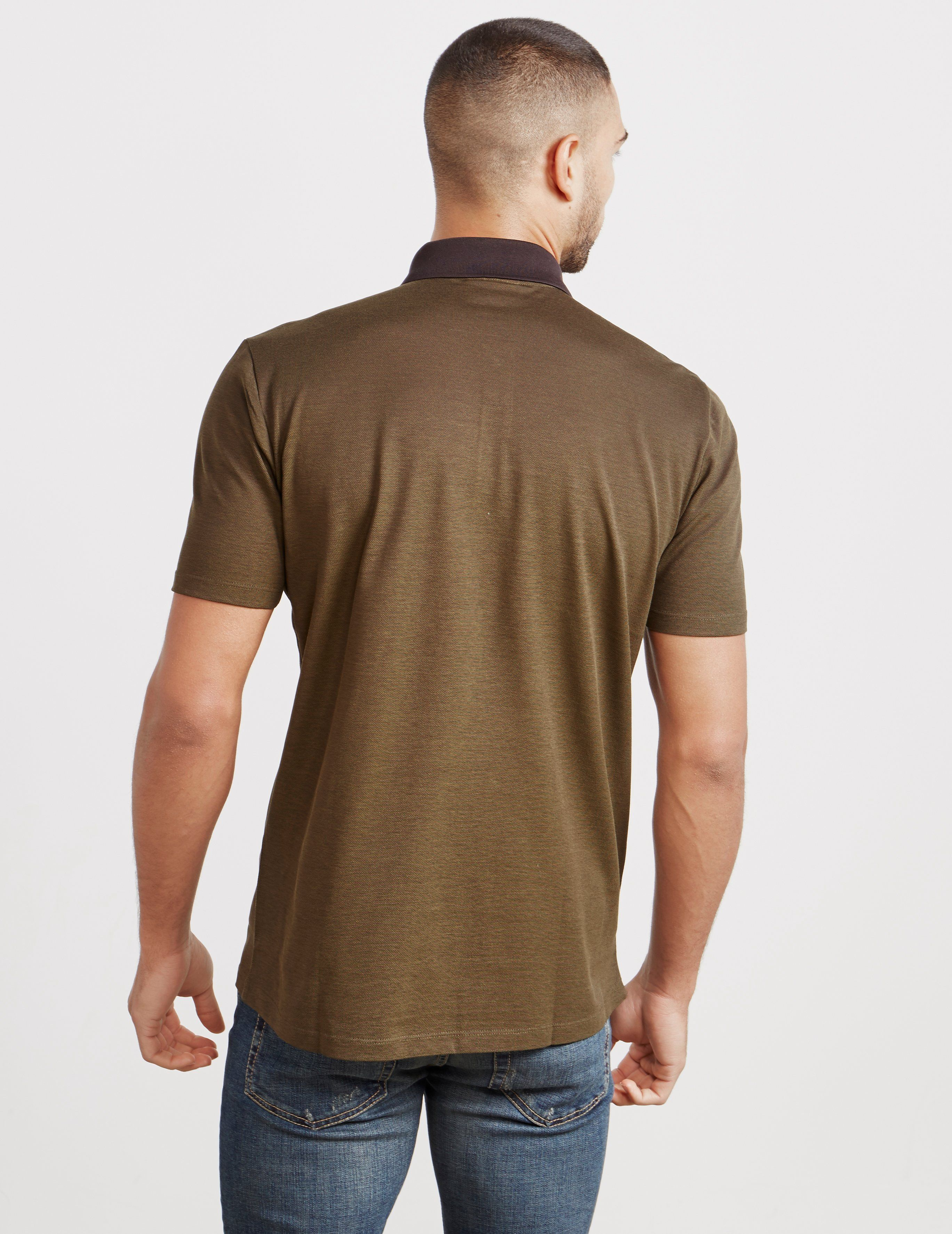 HUGO Dewlitt Short Sleeve Polo Shirt
