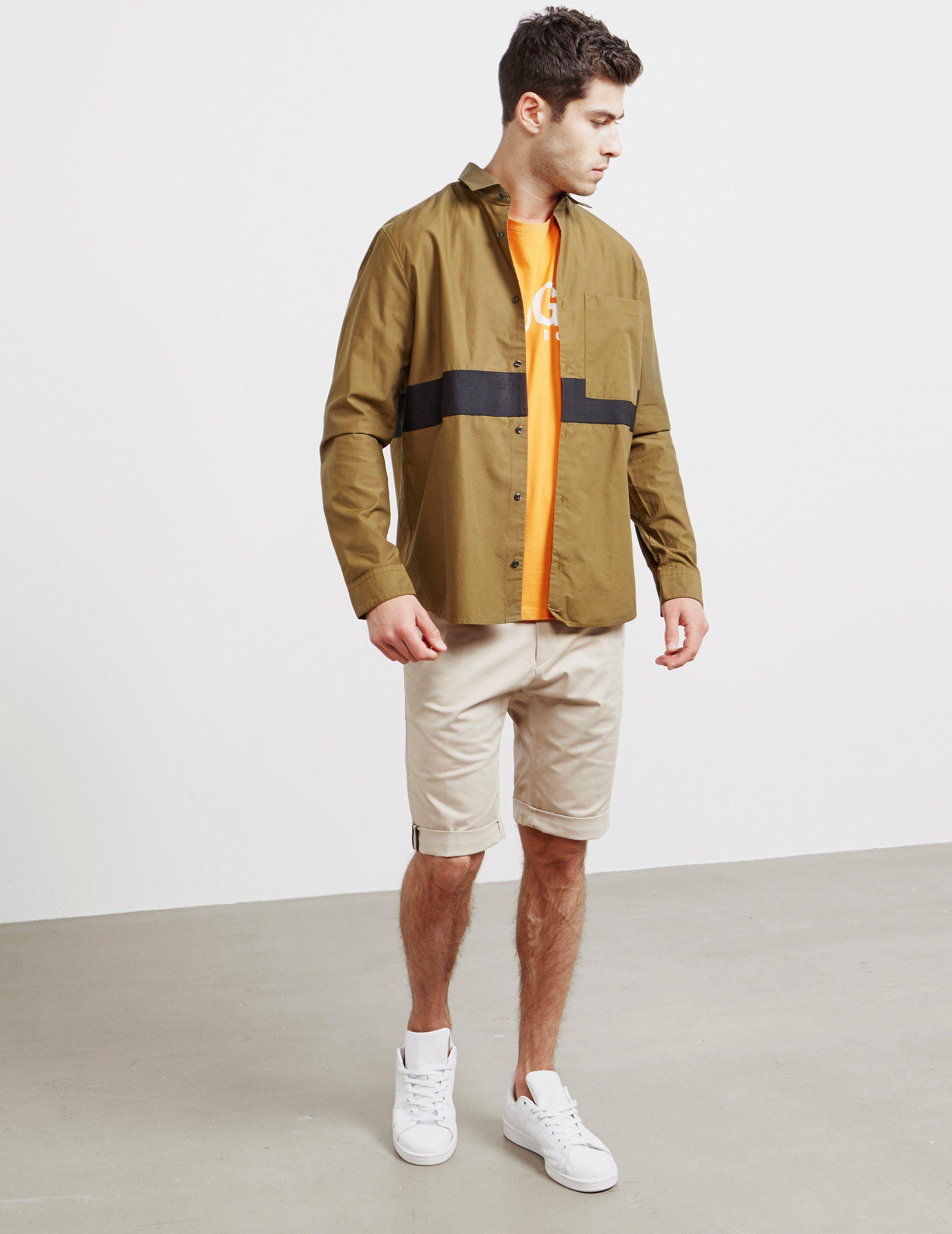 HUGO Elever Overshirt