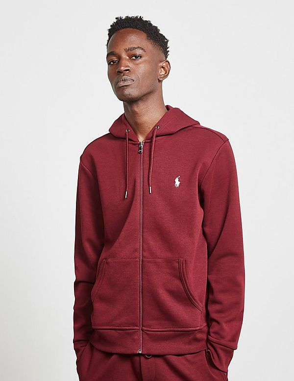 b0300b40f6a8b Polo Ralph Lauren Tech Fleece Full Zip Hoodie