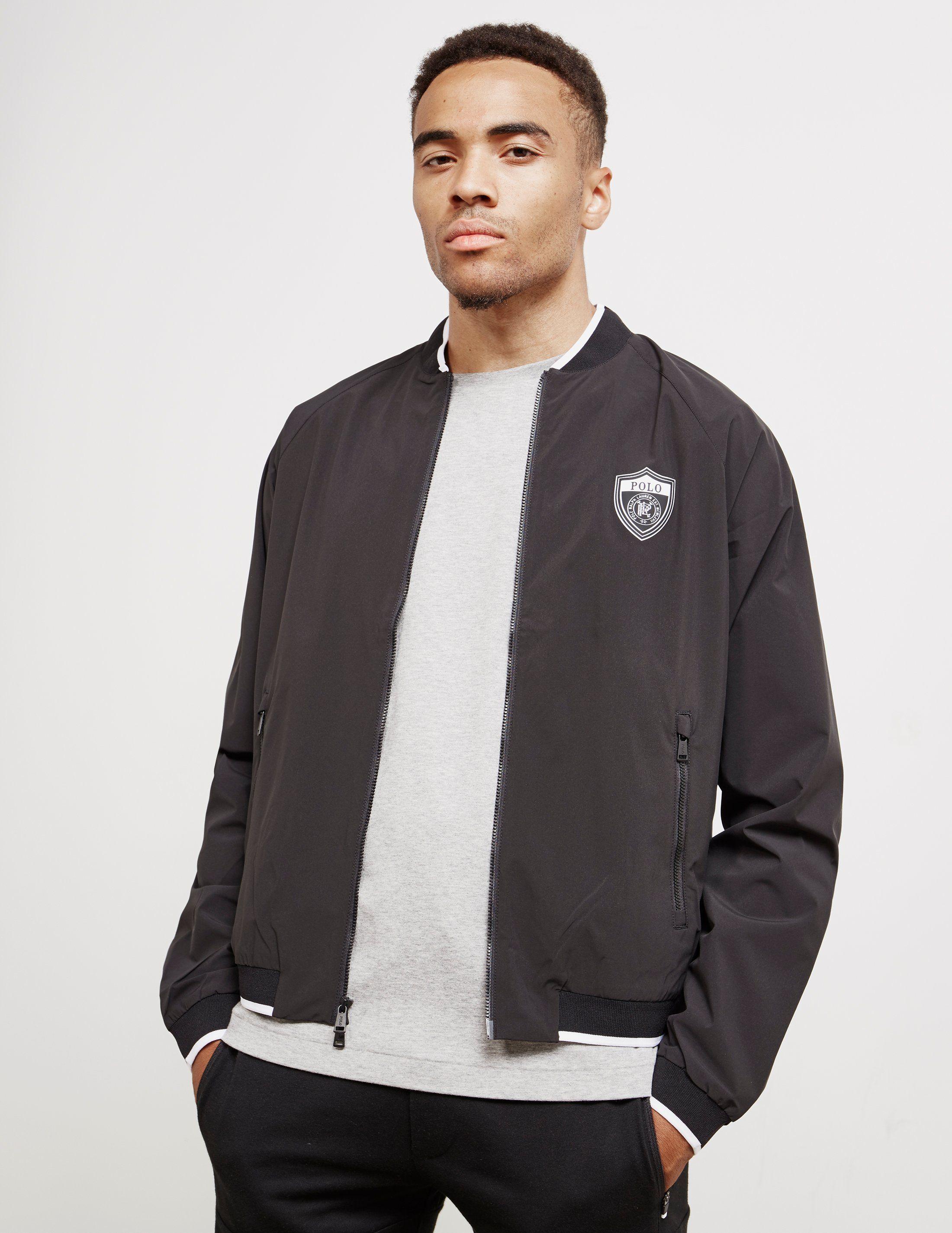 Polo Ralph Lauren Logo Bomber Jacket