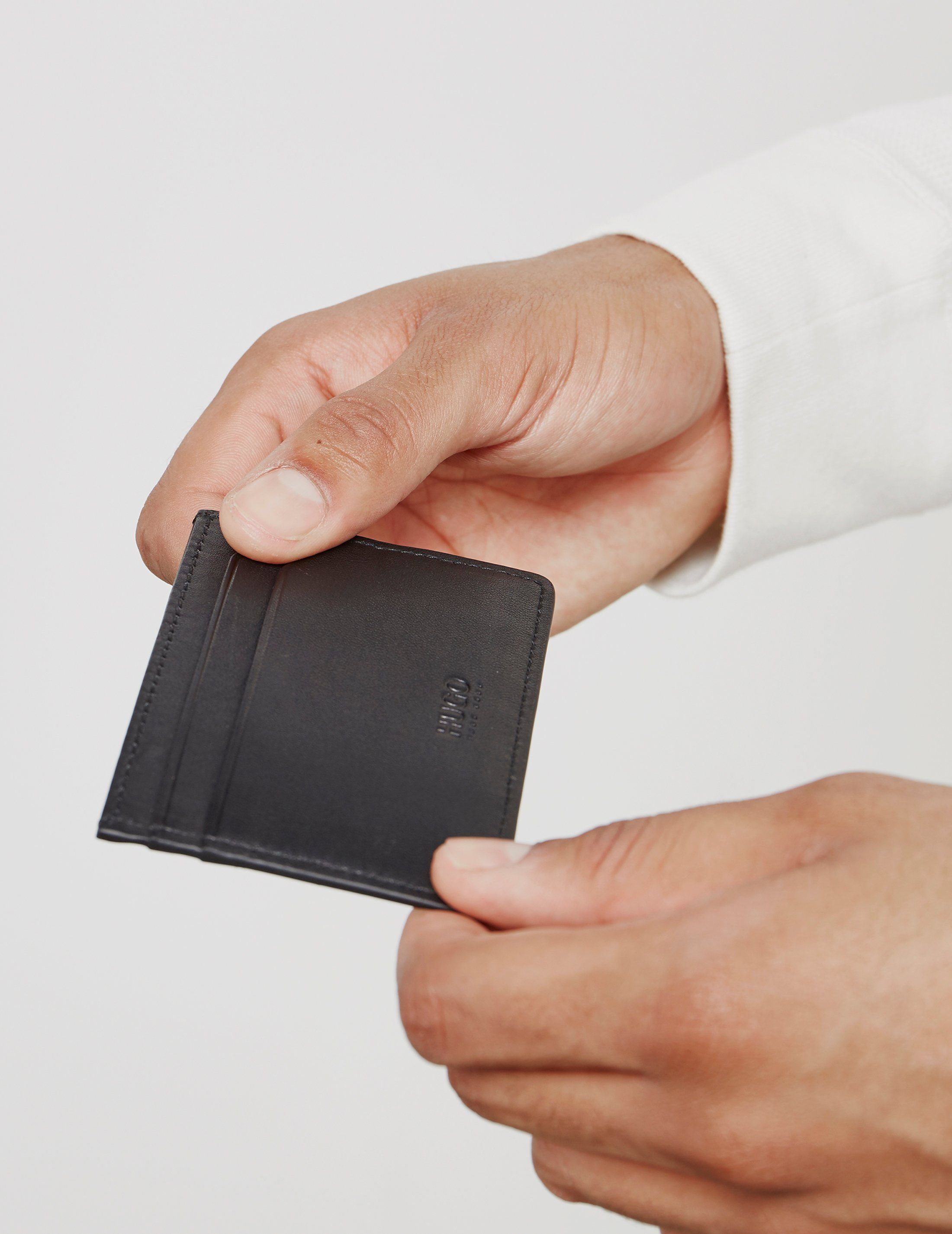 HUGO Record Card Holder - Online Exclusive