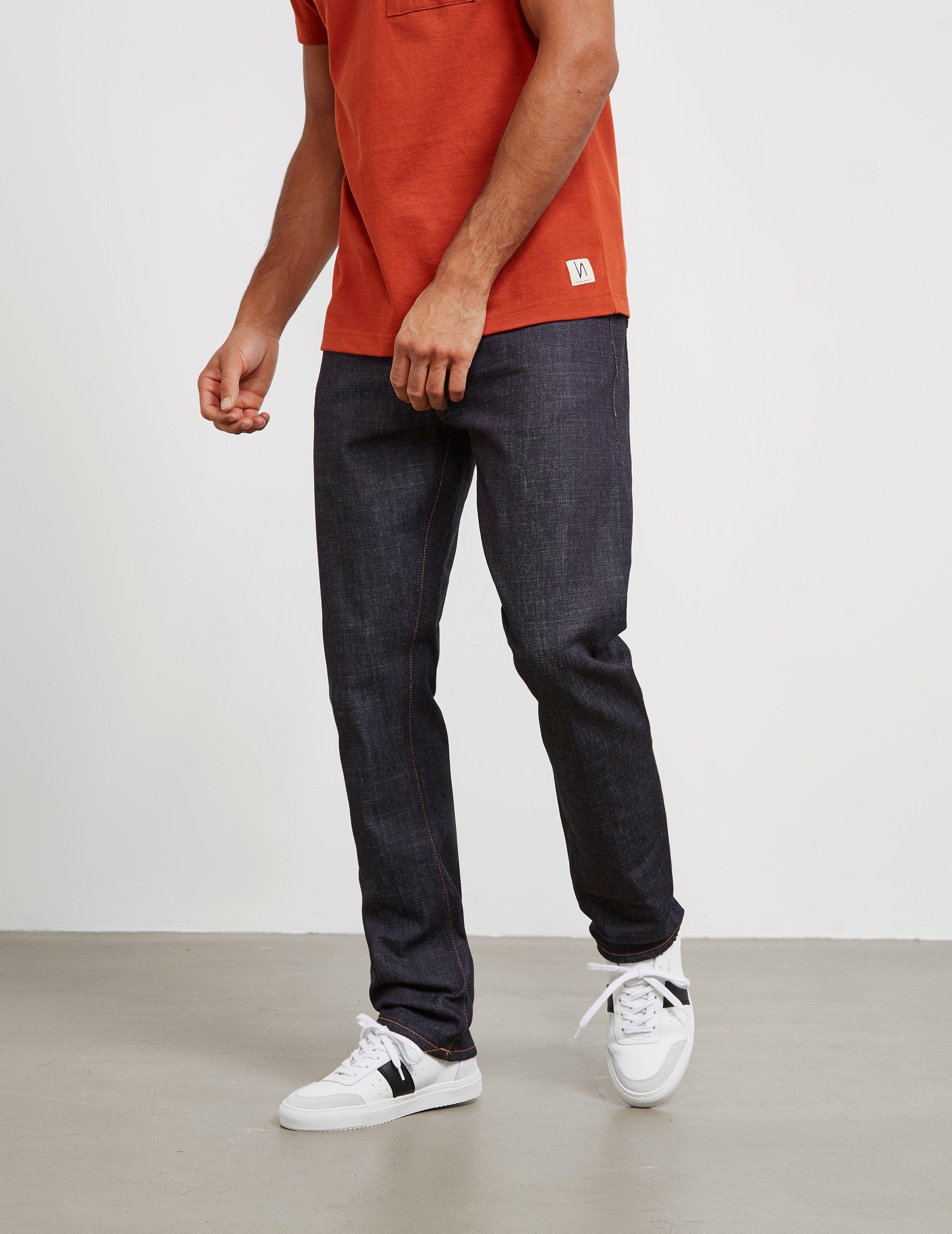 Nudie Jeans Dude Dan Regular Fit Jeans