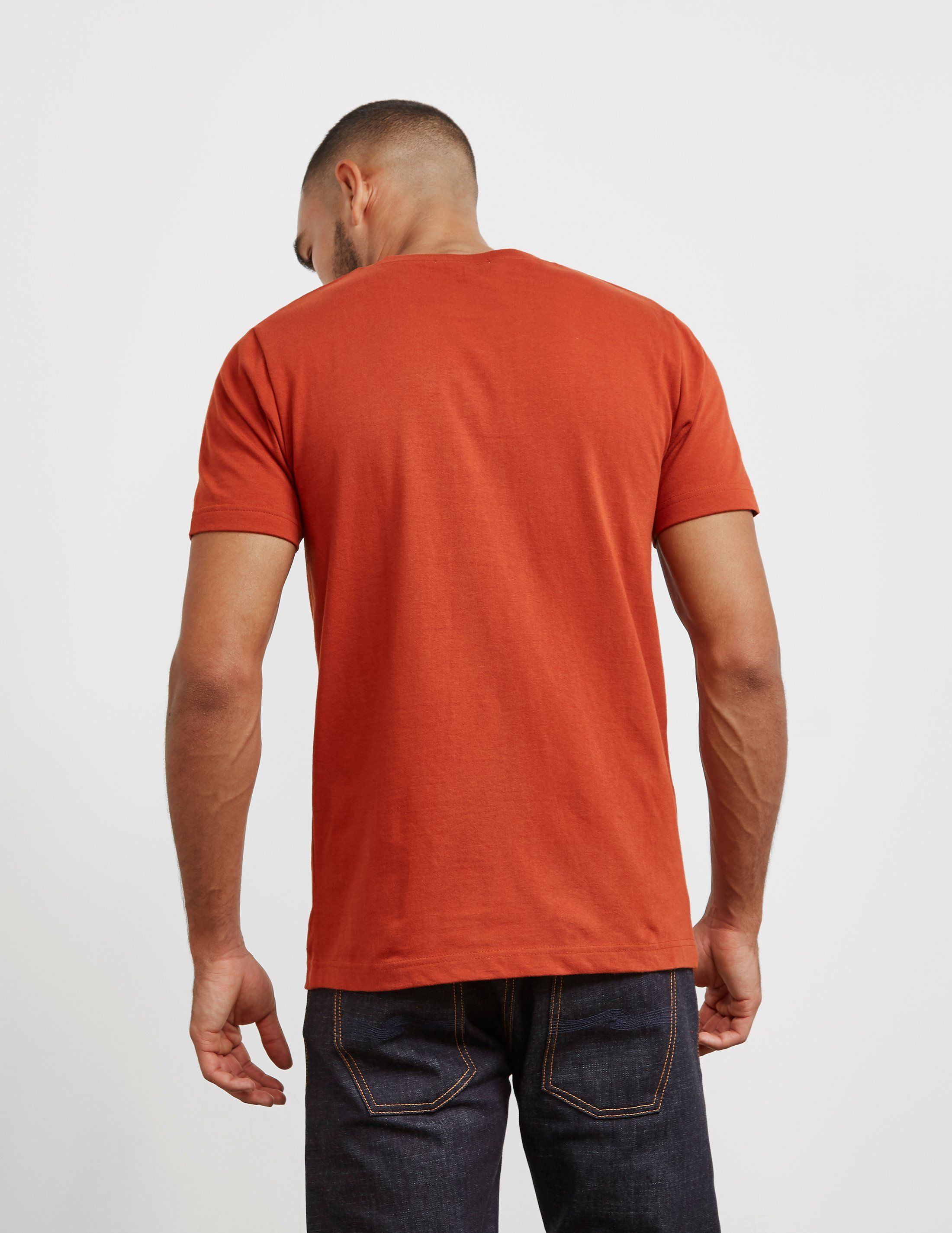 Nudie Jeans Worker Short Sleeve T-Shirt