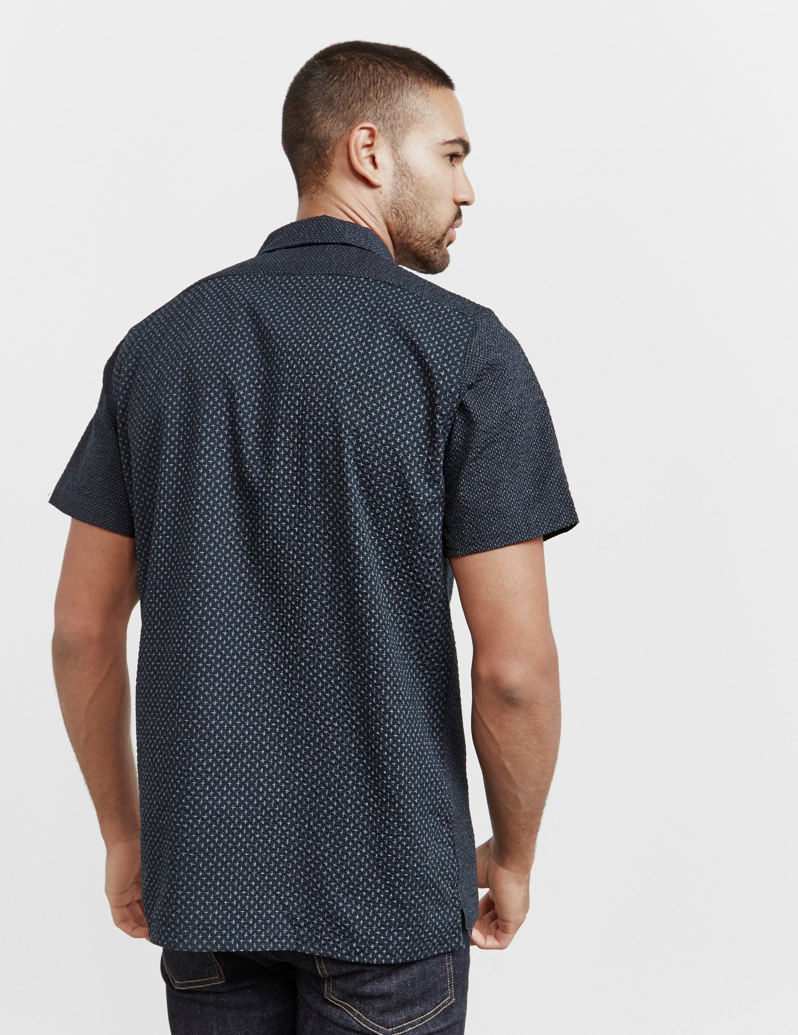 PS Paul Smith Seer Short Sleeve Shirt