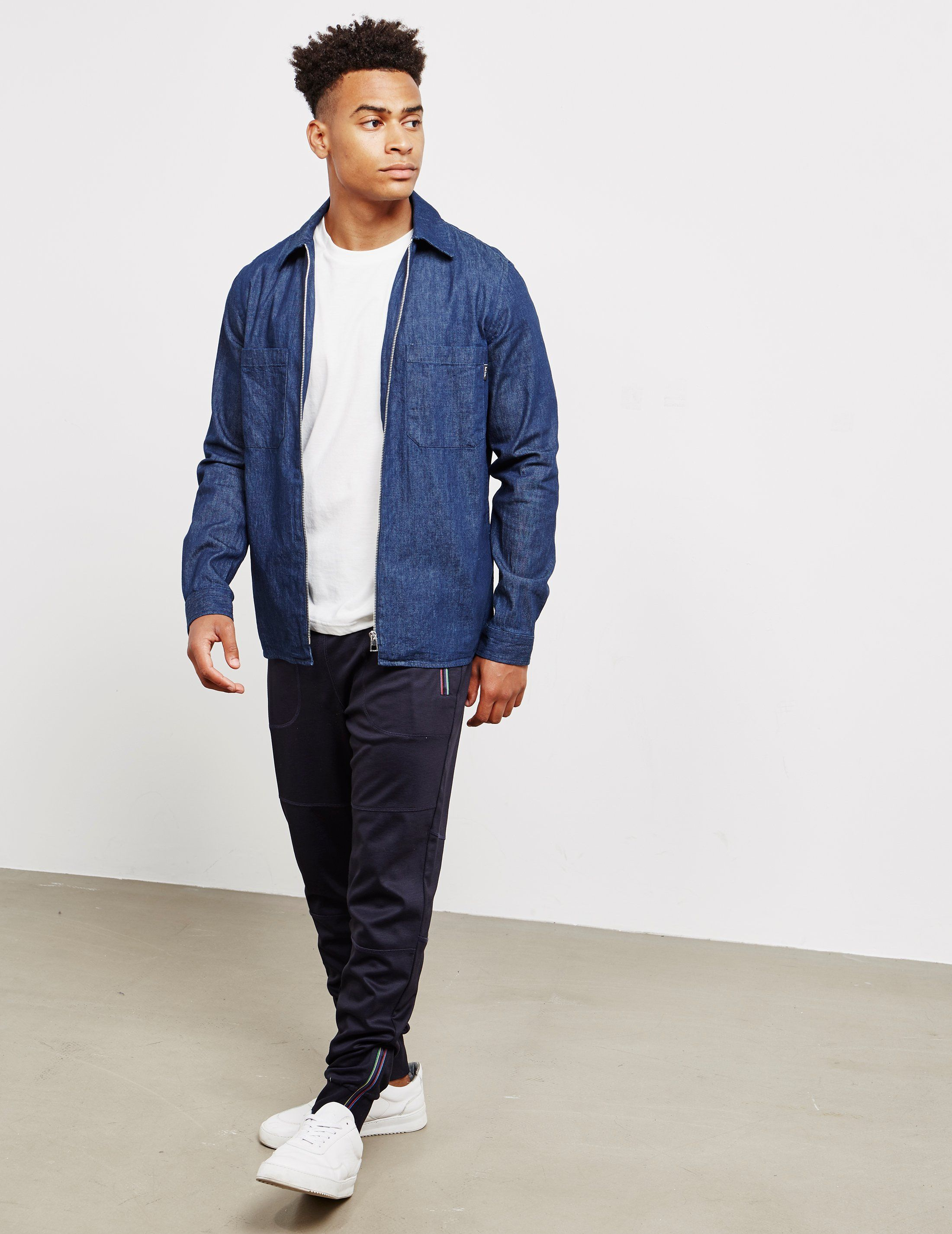 PS Paul Smith Denim Overshirt