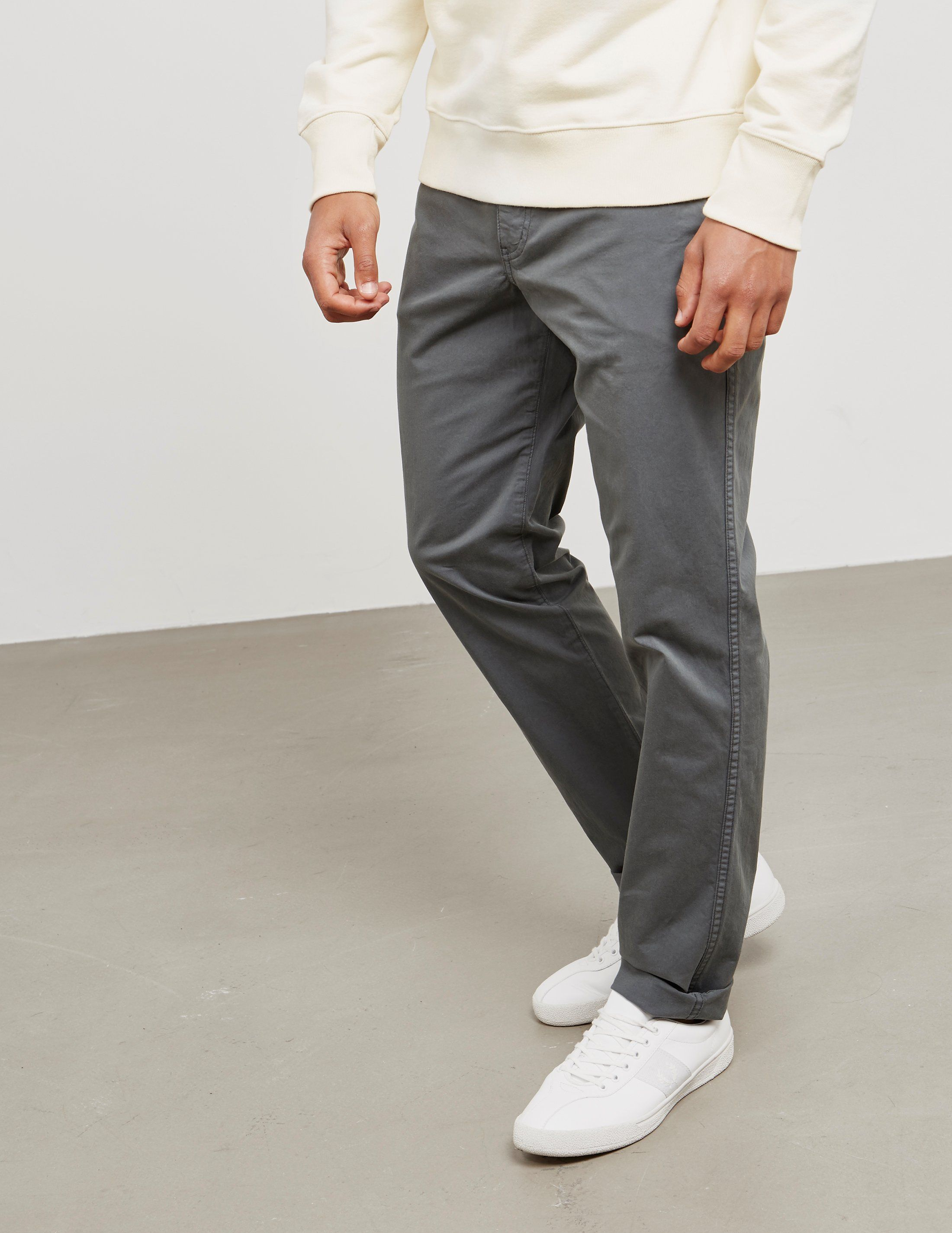 PS Paul Smith Pima Tapered Chinos