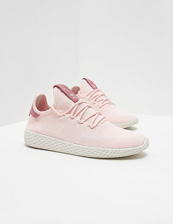 adidas Originals x Pharrell Williams Tennis HU Trainers  a98b8ff02