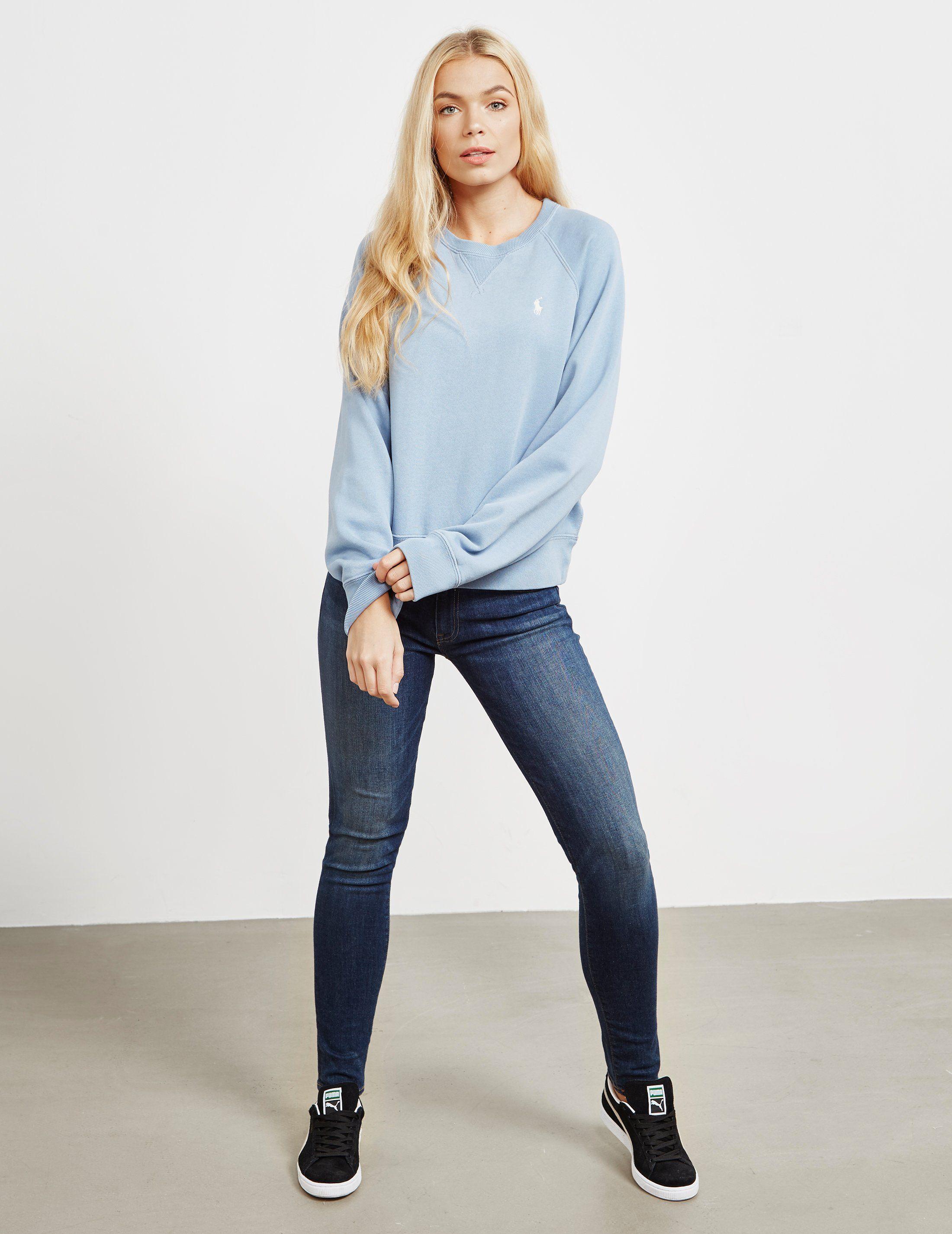 Polo Ralph Lauren Crew Neck Sweatshirt