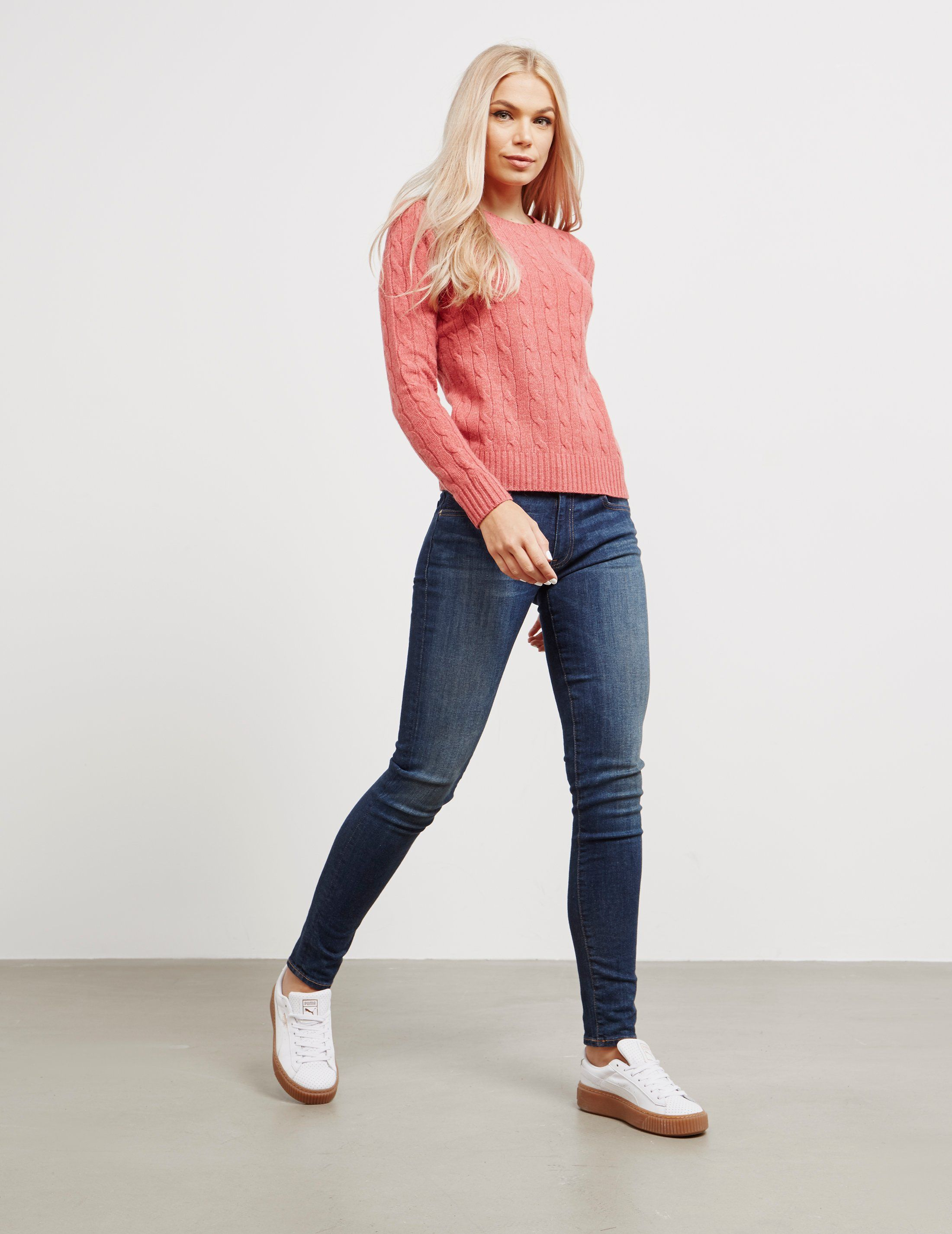 Polo Ralph Lauren Juliana Knitted Jumper