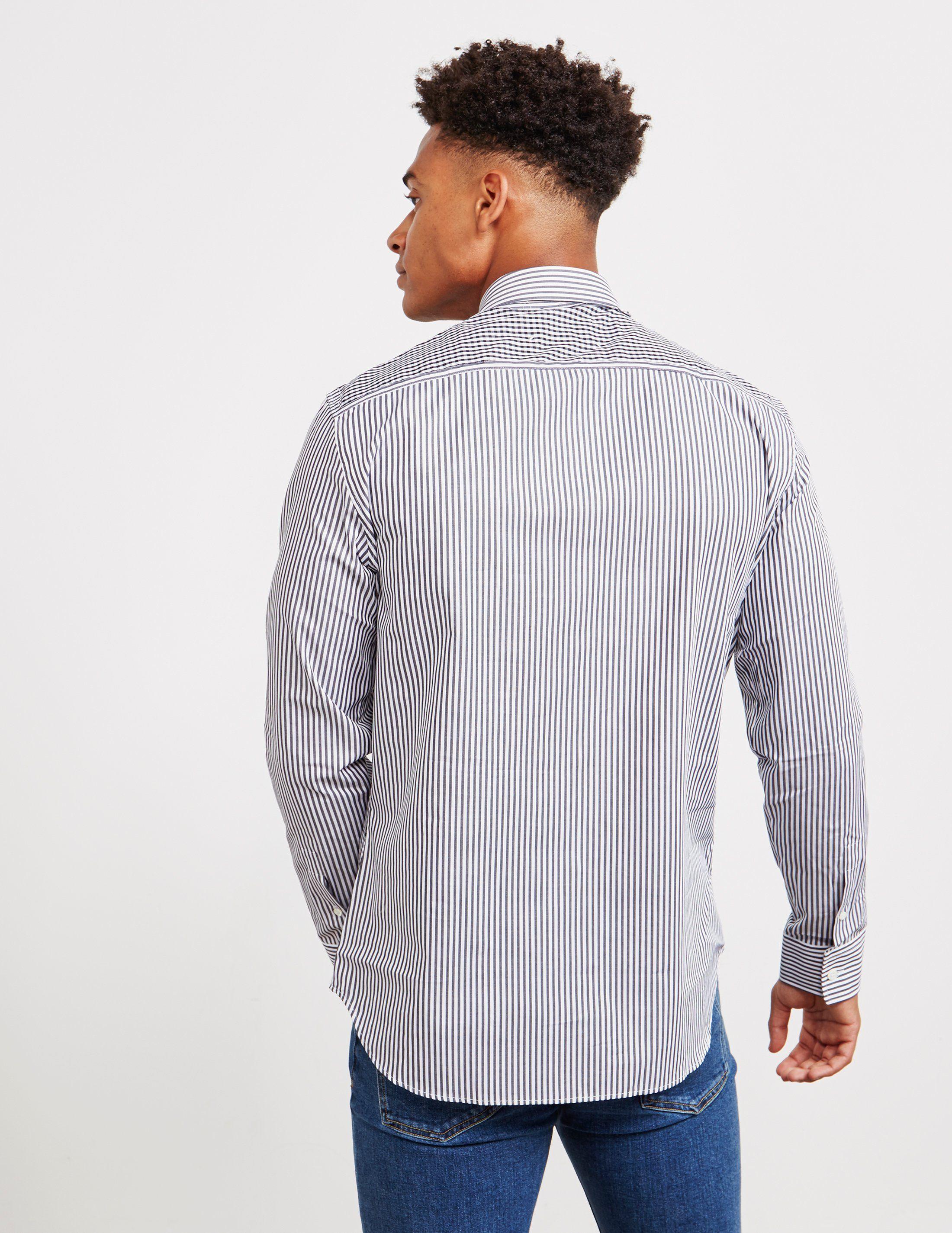Maison Margiela Check Long Sleeve Shirt
