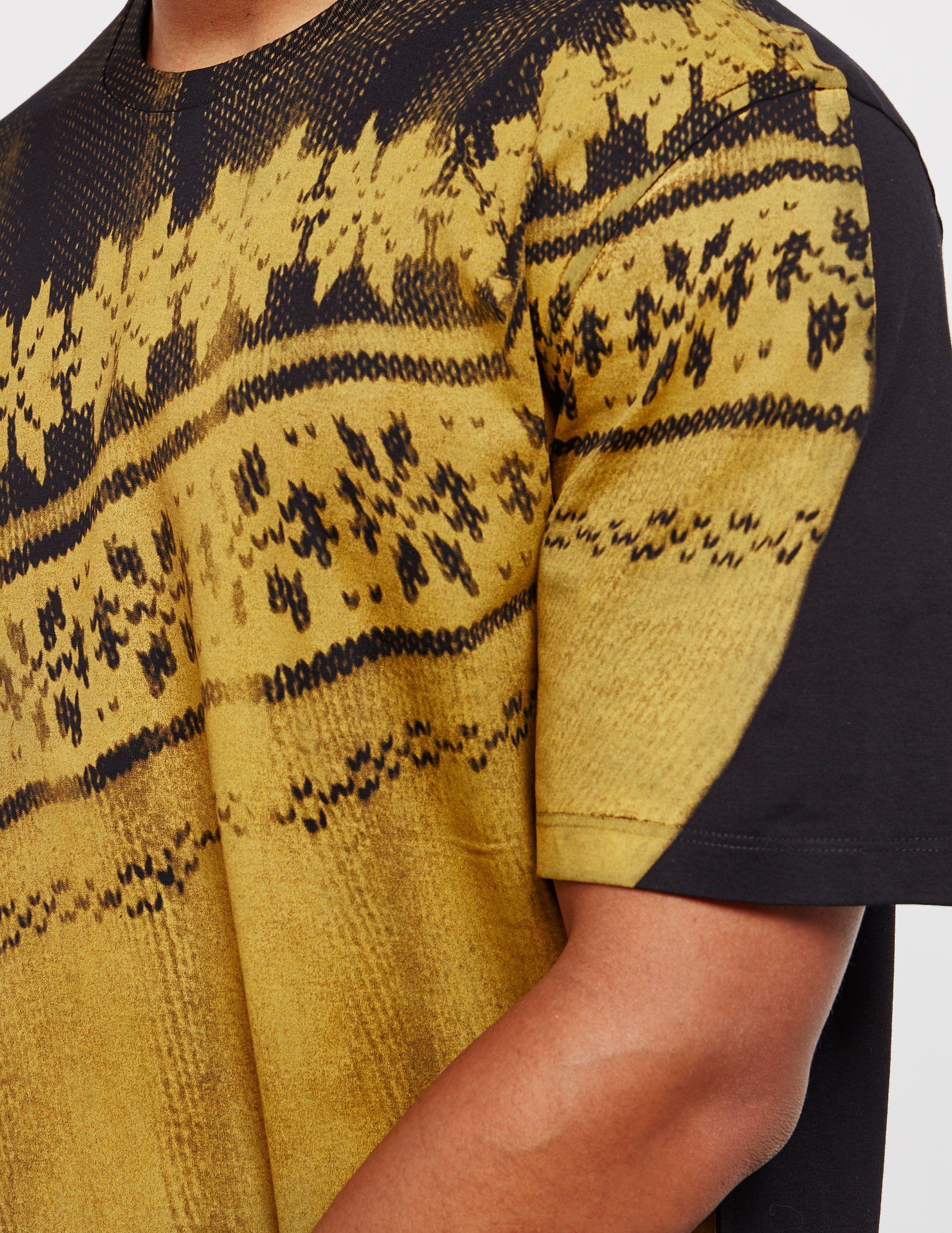 Maison Margiela Stitch Short Sleeve T-Shirt - Online Exclusive