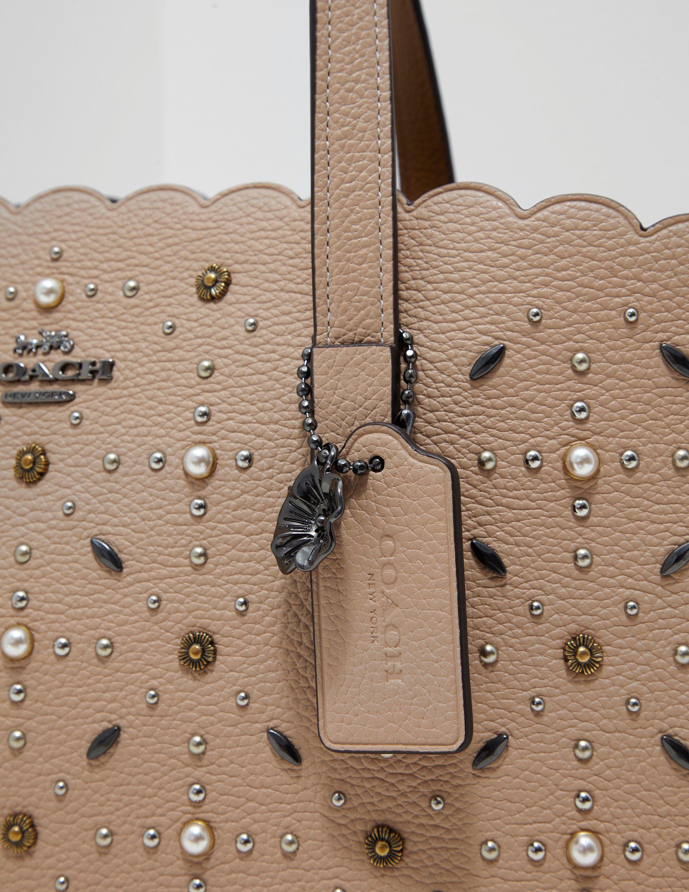 COACH Prairie Rivet Charlie Carryall Bag