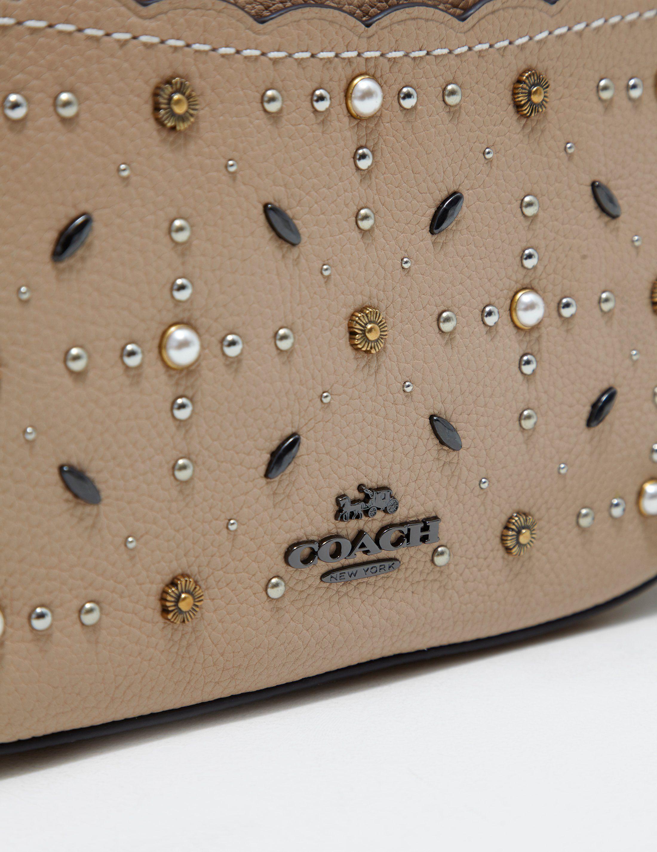 COACH Prairie Rivet Camera Bag