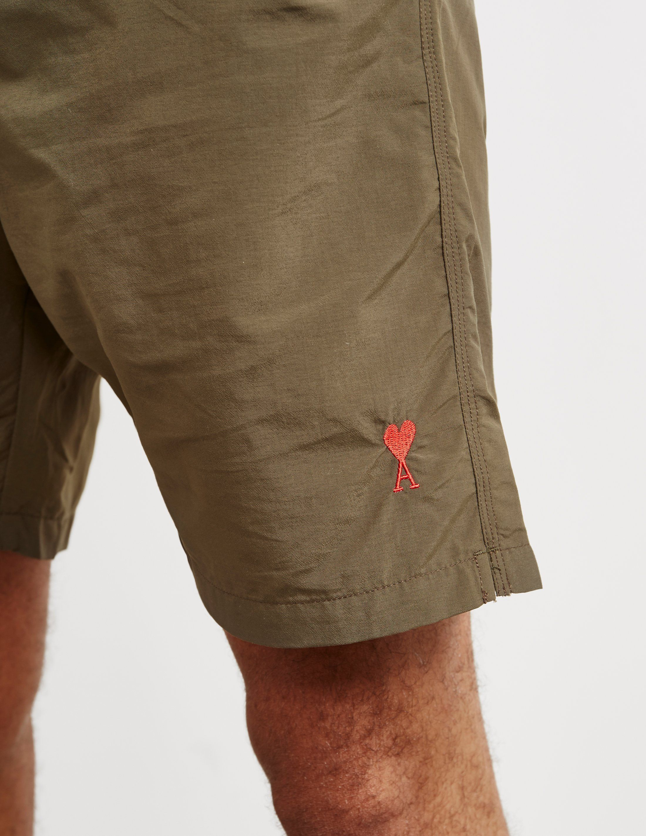AMI Paris Swim Shorts - Online Exclusive
