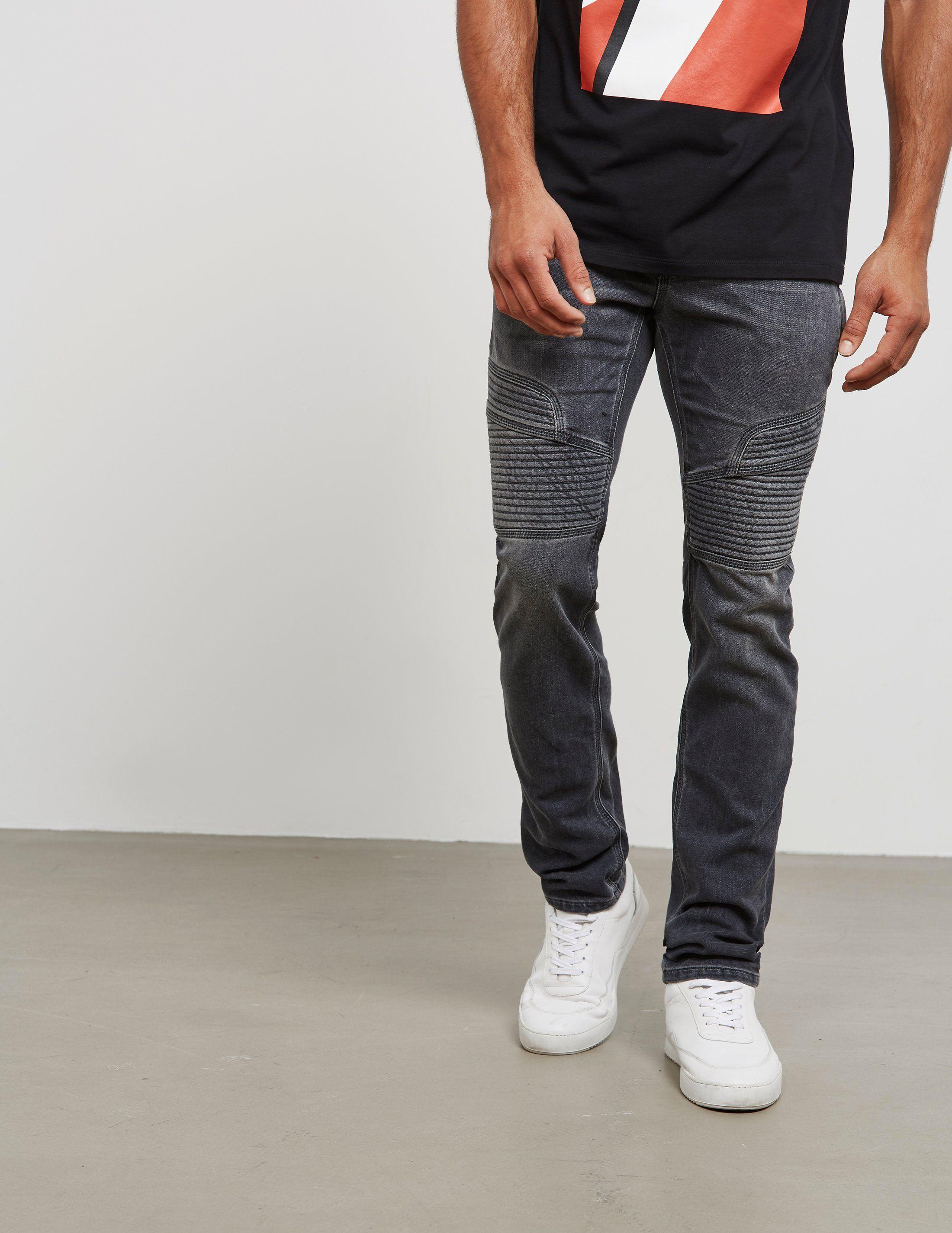 Neil Barrett Biker Slim Jeans