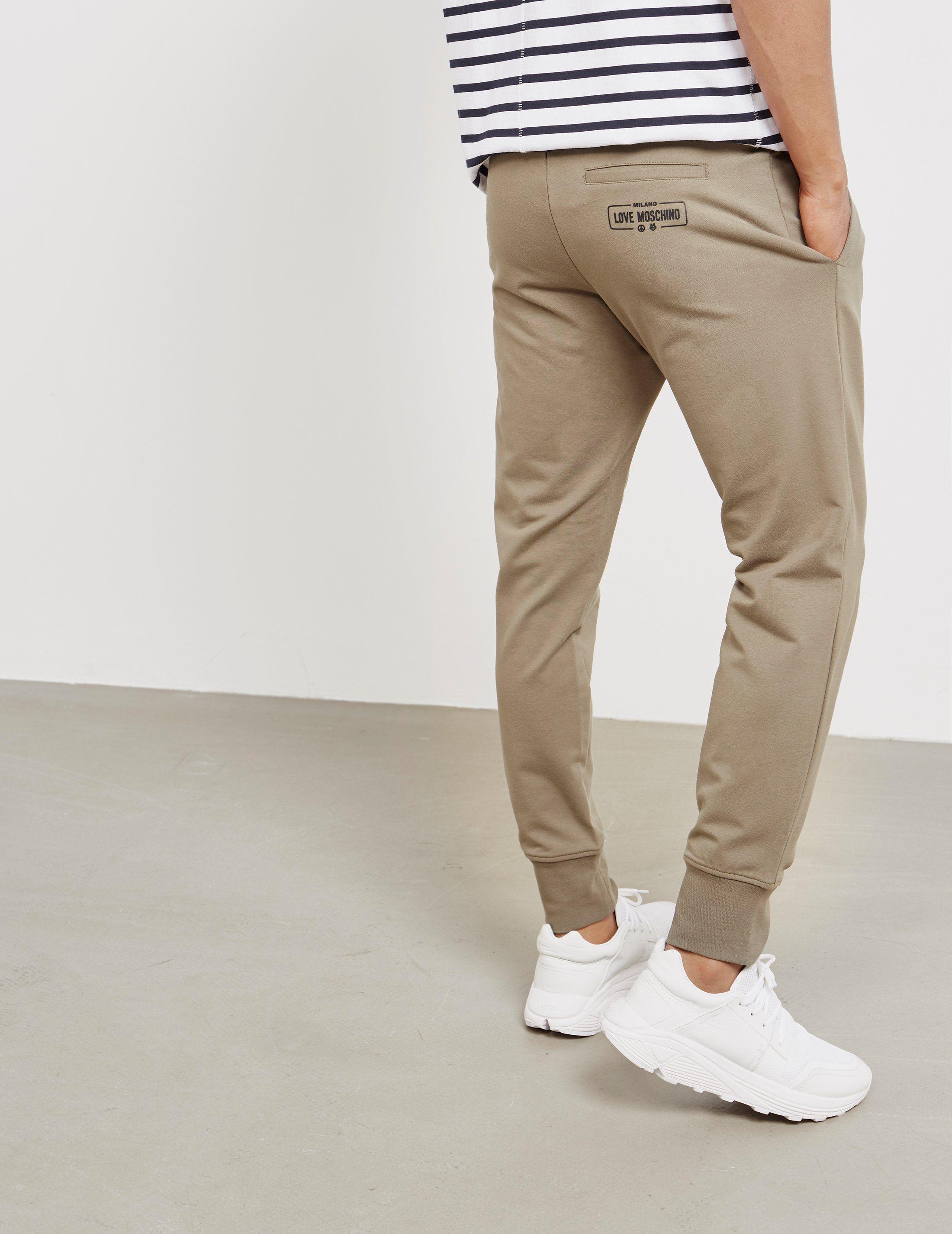 Love Moschino Milano Track Pants