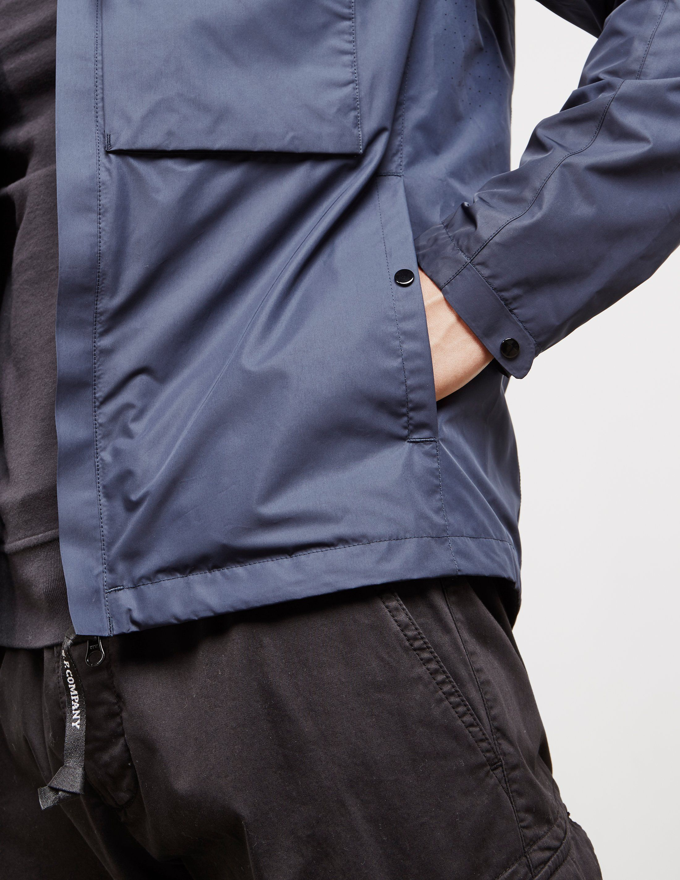 CP Company Hooded Overshirt