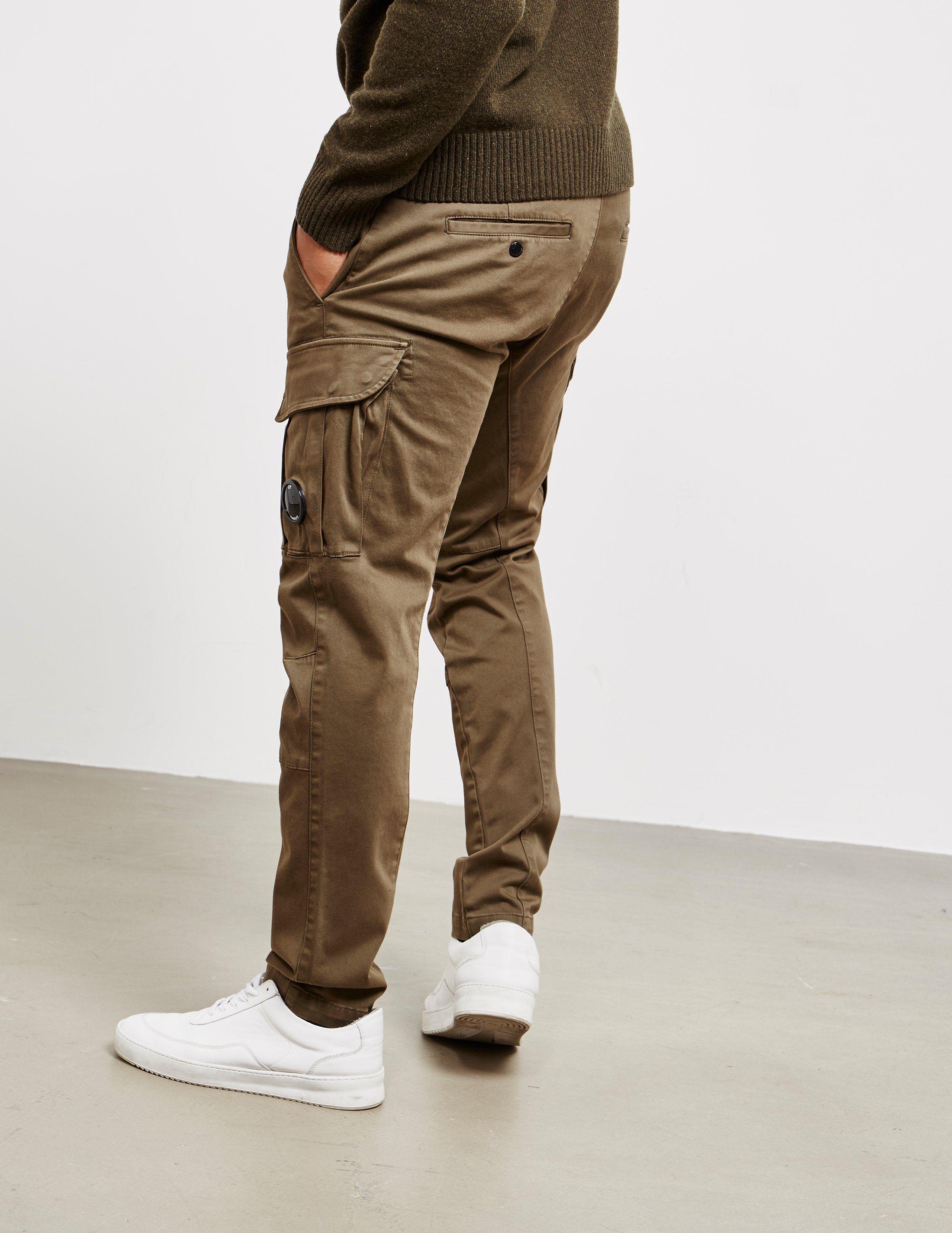 CP Company Lens Cargo Pants