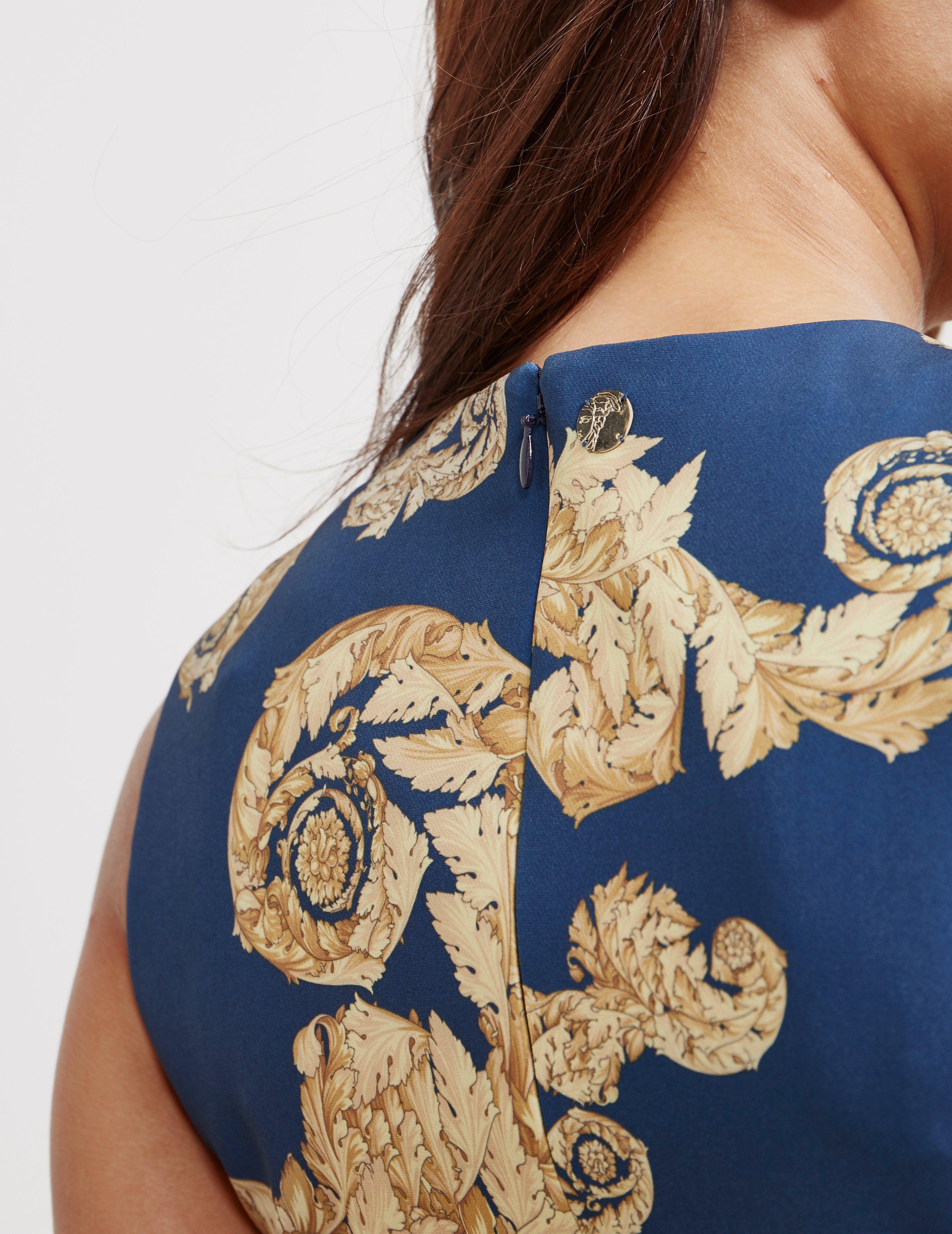 Versace Printed Dress - Online Exclusive