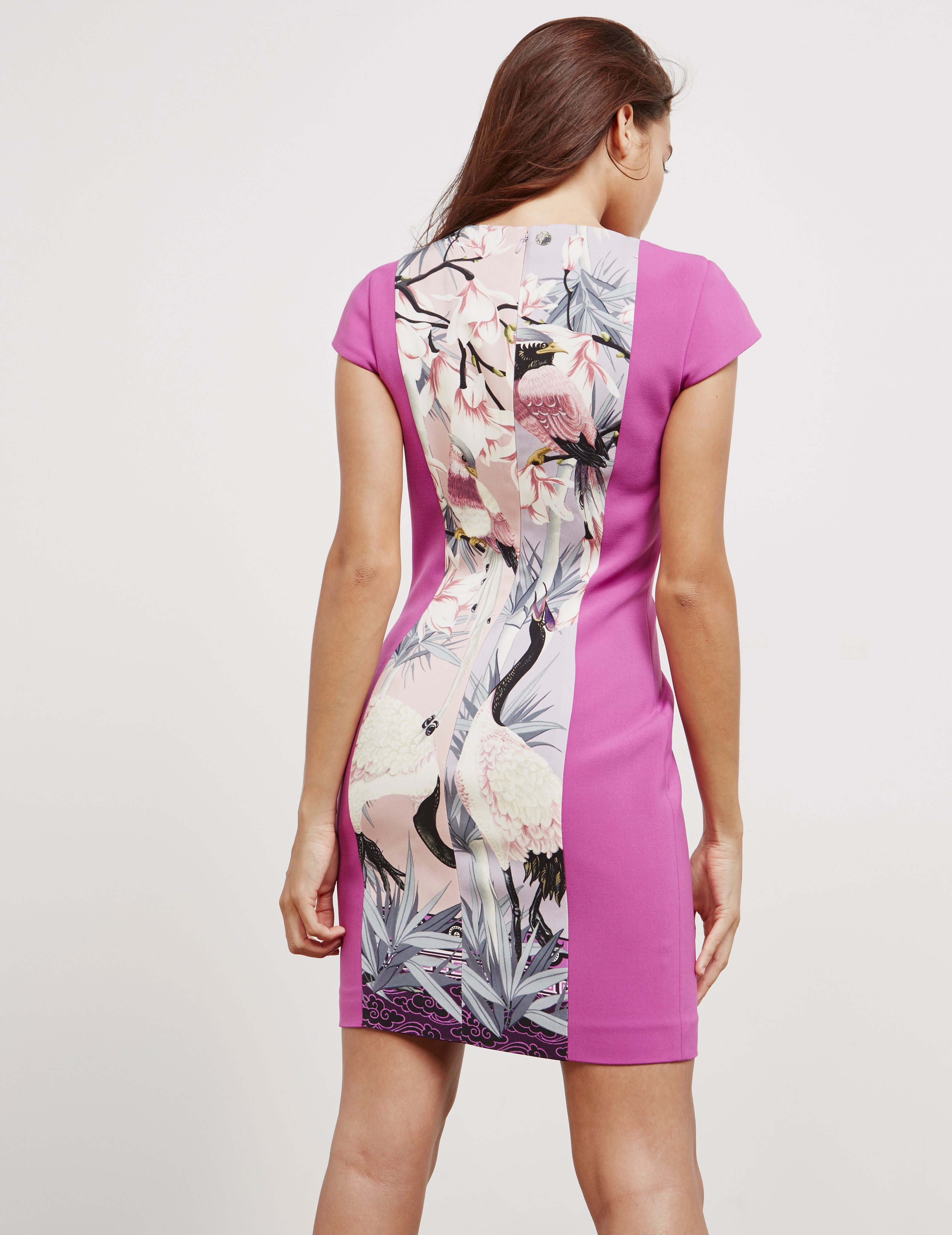 Versace Graphic Print Dress - Online Exclusive