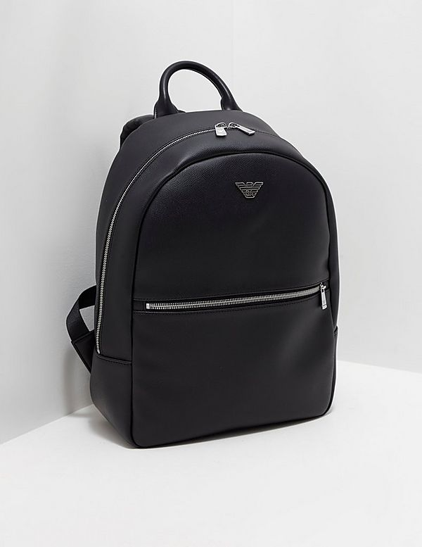 ec9fd261ce27 Emporio Armani Metallic Backpack