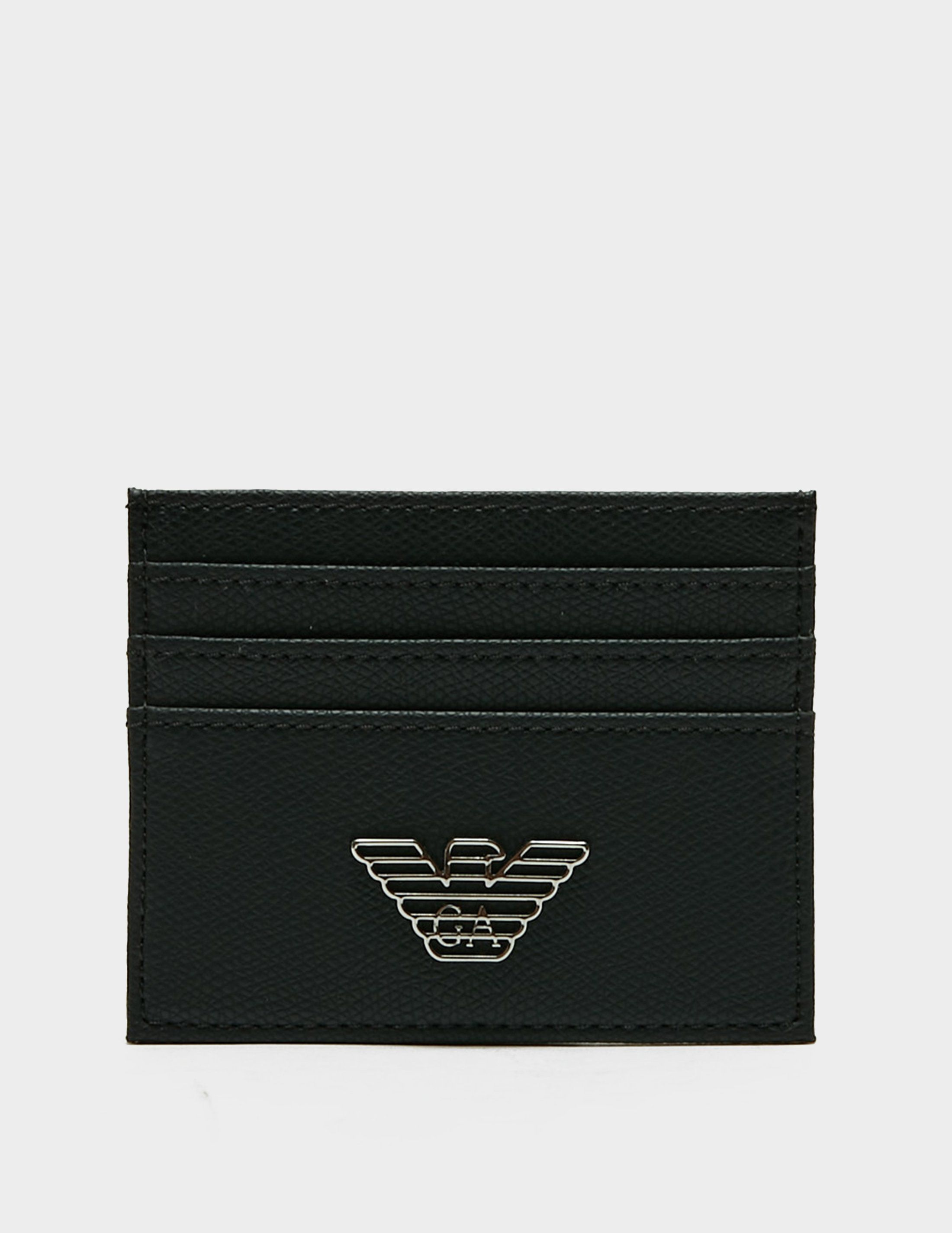 Emporio Armani Metallic Card Holder