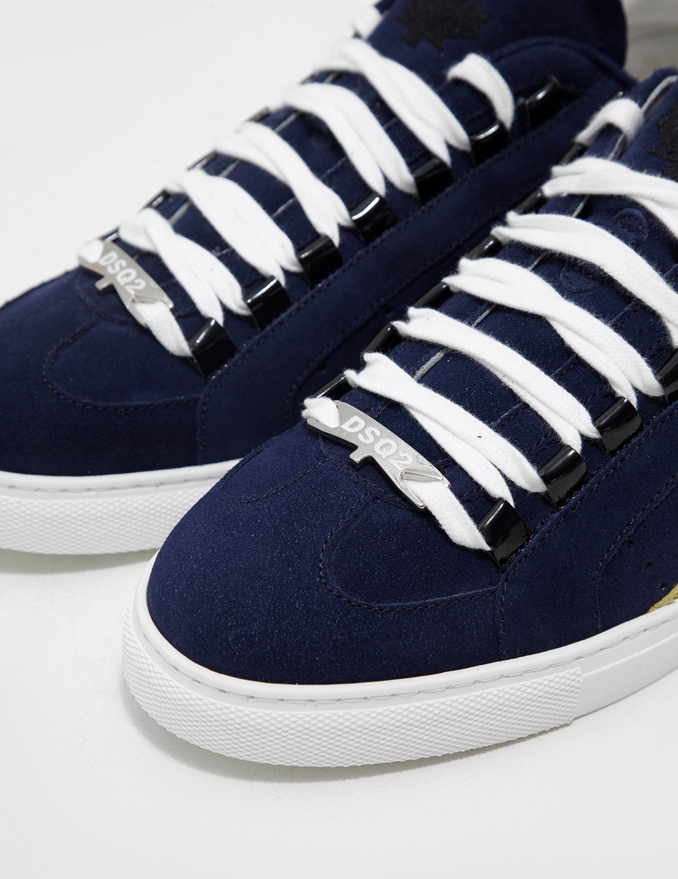 Dsquared2 Suede Sneakers