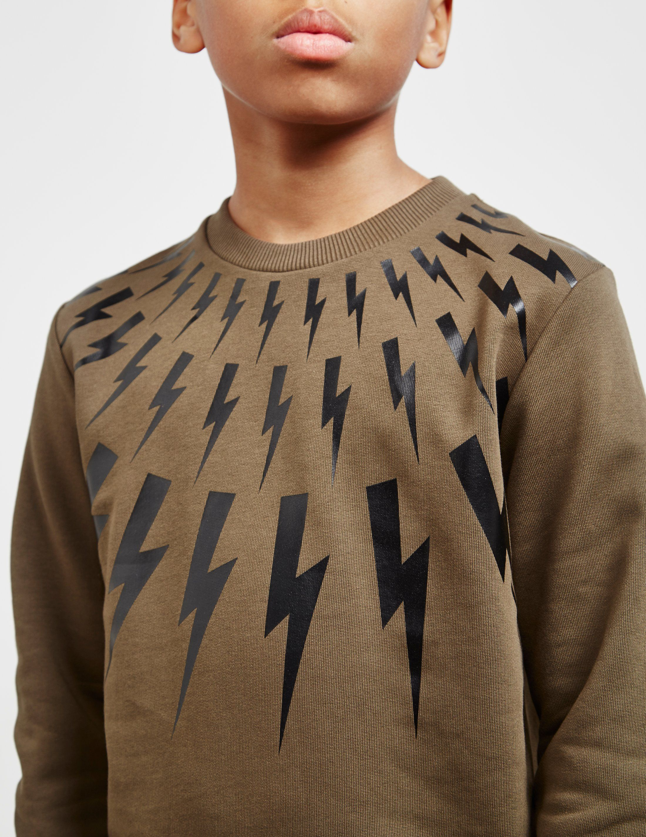 Neil Barrett Bolt Sweatshirt
