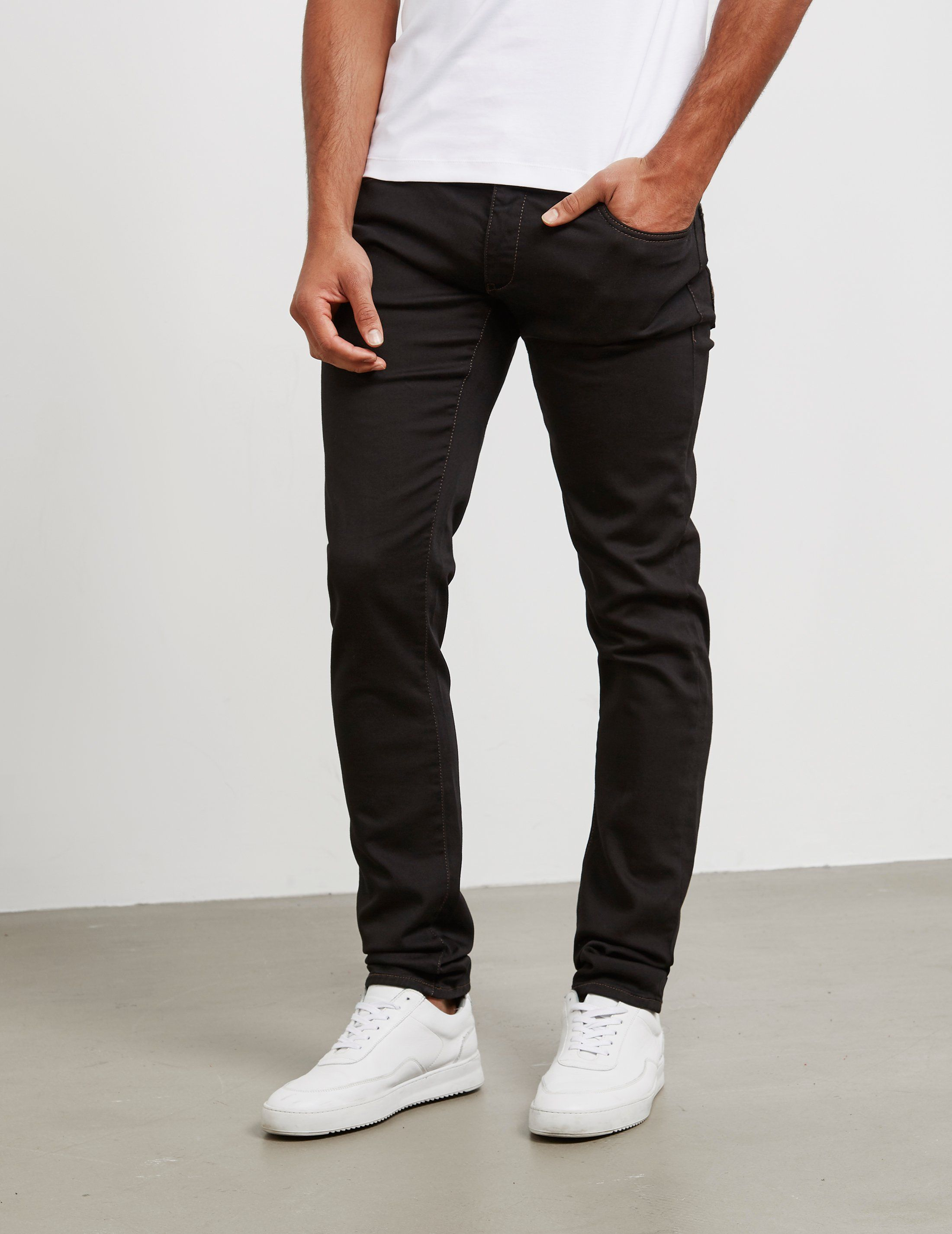Emporio Armani J10 Stretch Slim Jeans