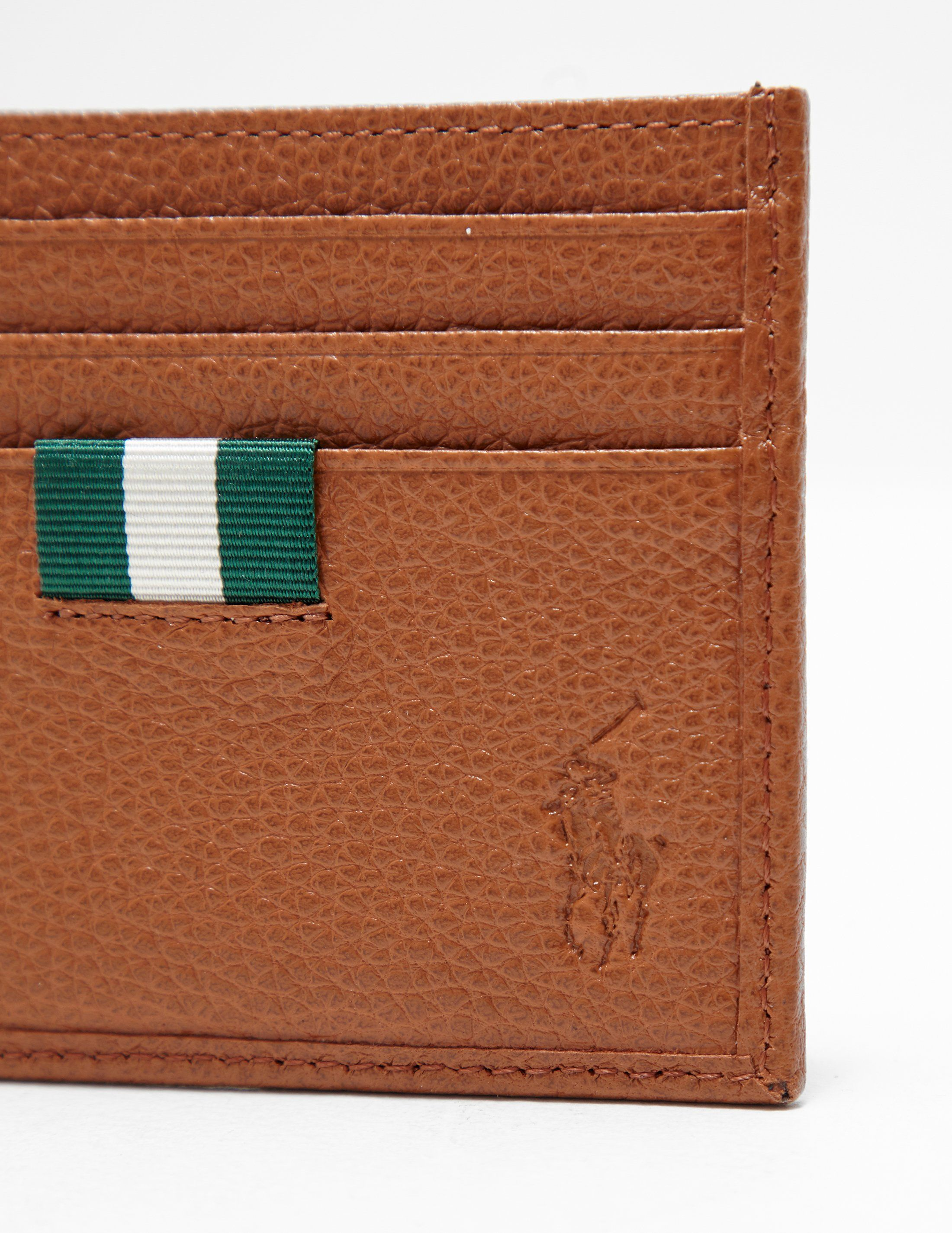 Polo Ralph Lauren Pebble Card Holder