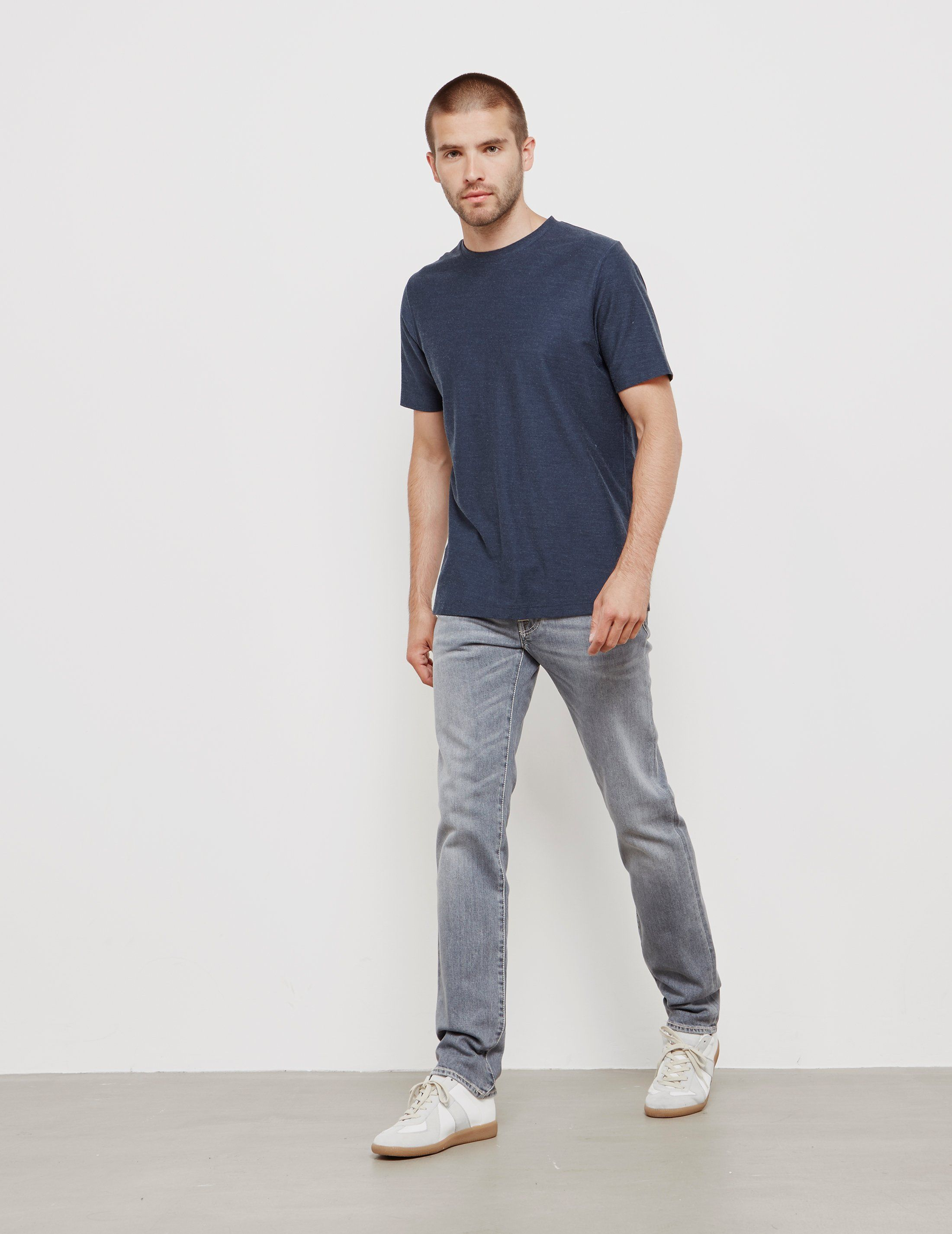 Jacob Cohen Regular Fit Patch Jeans