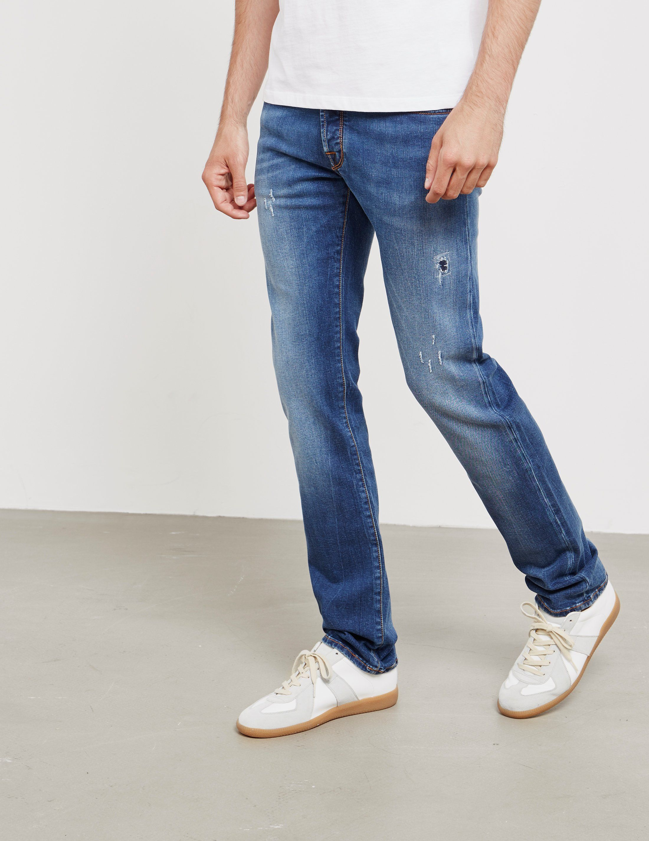 Jacob Cohen Distressed Jeans