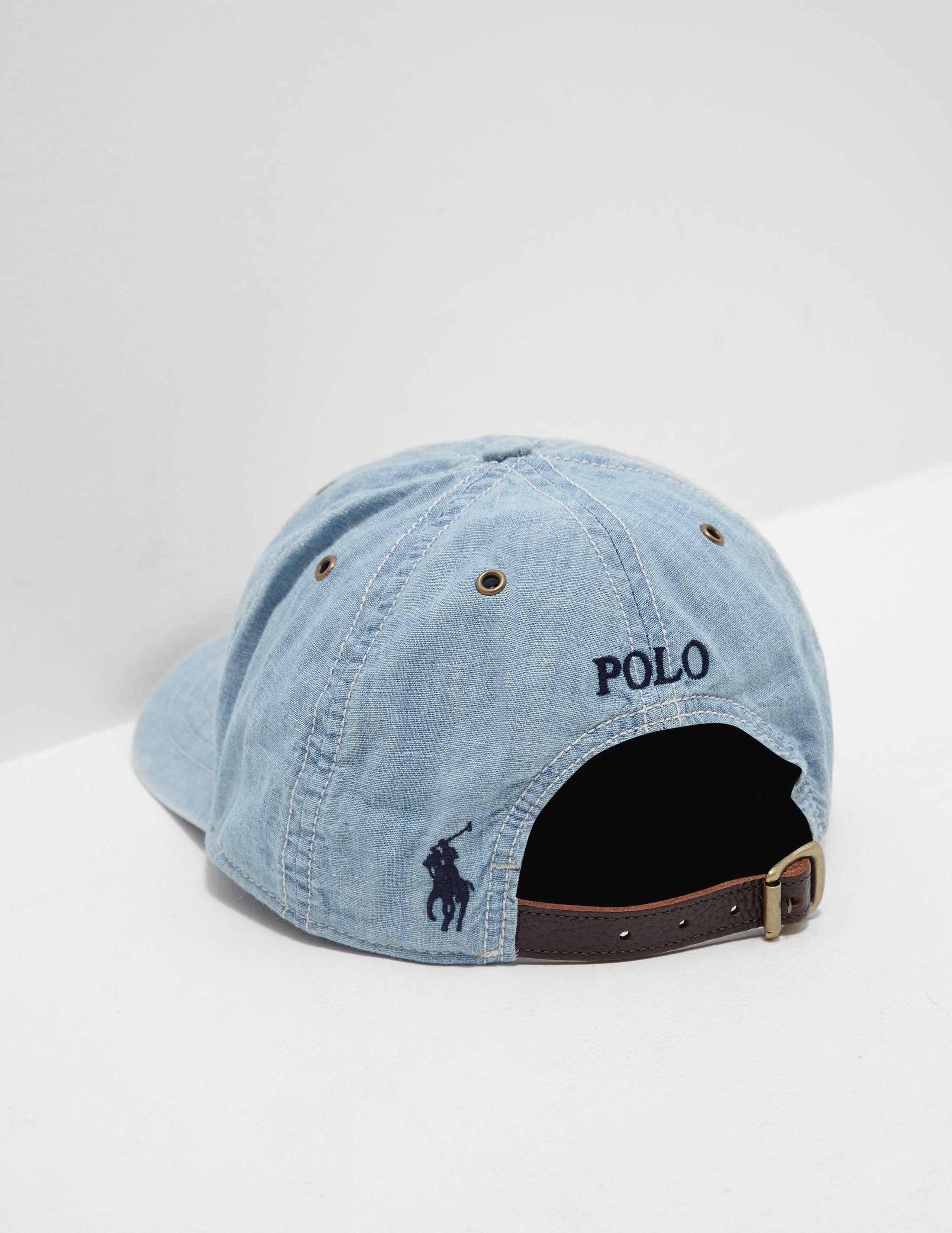 Polo Ralph Lauren Icon Flag Cap