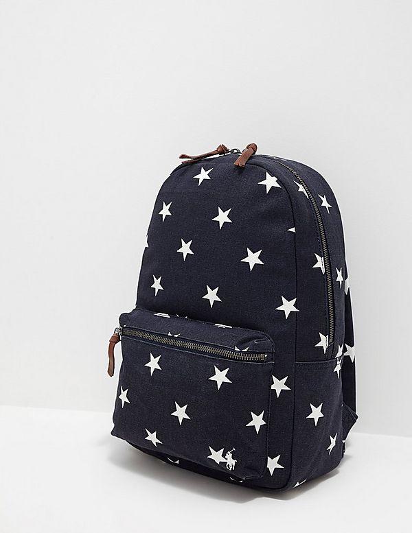 21ee07f3ac4b Polo Ralph Lauren Stars Backpack - Online Exclusive