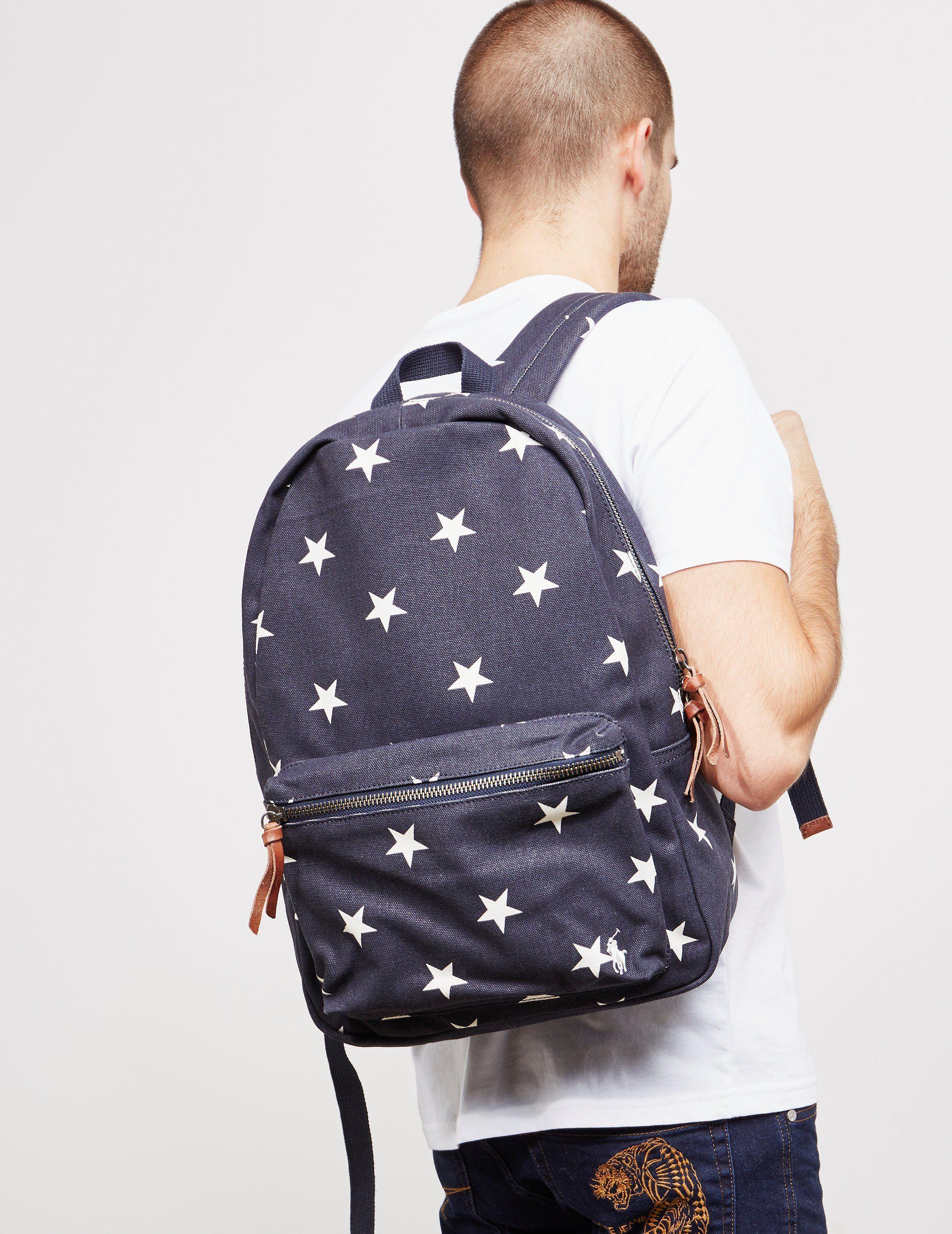 Polo Ralph Lauren Stars Backpack - Online Exclusive