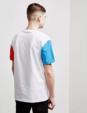... KENZO Multi Coloured Short Sleeve T-Shirt 8bebf9b7f