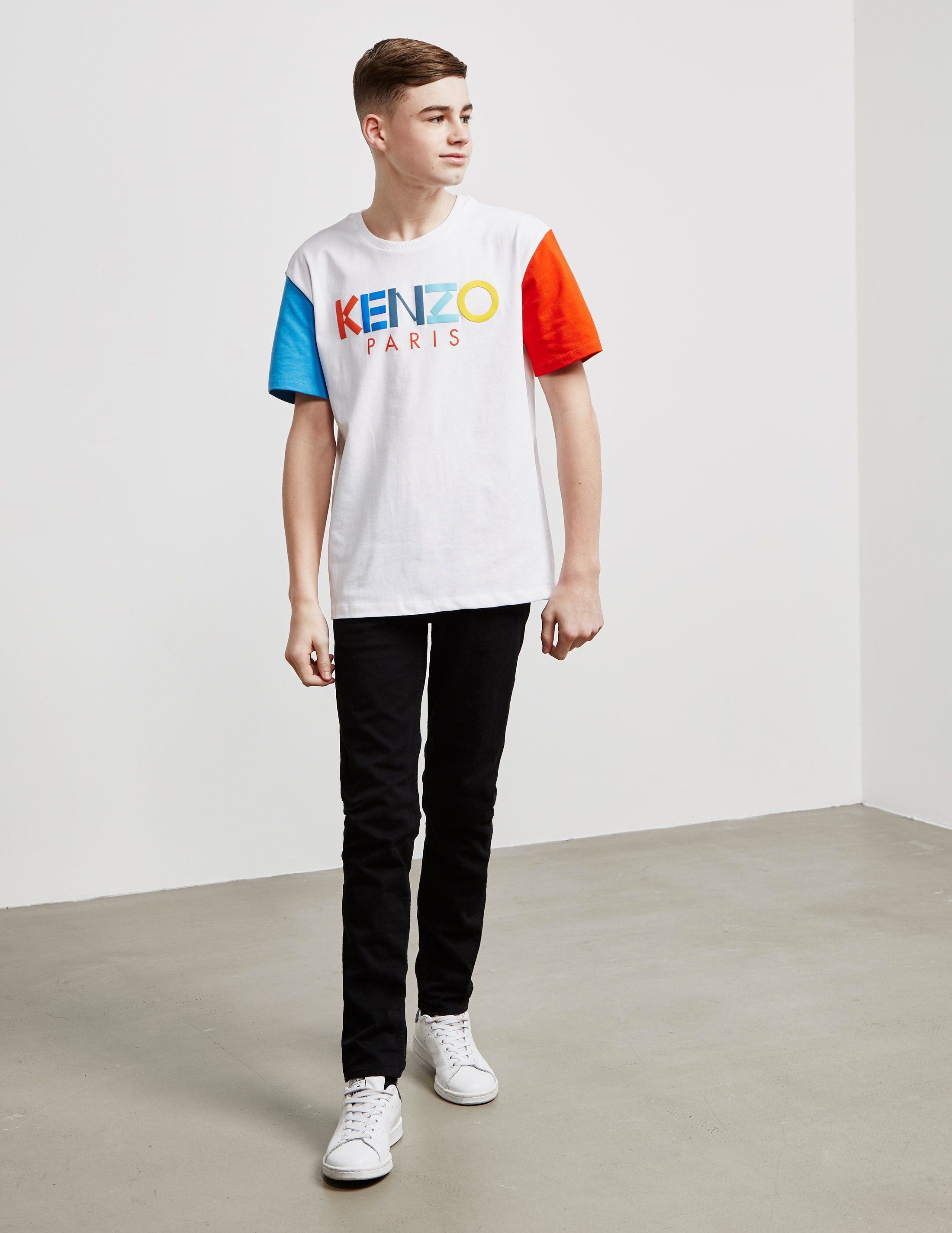 KENZO Multi Coloured Short Sleeve T-Shirt