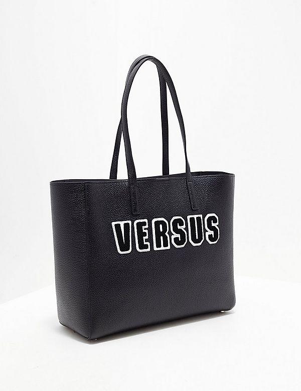 9c16687bf8 Versus Versace Logo Large Shopper Bag