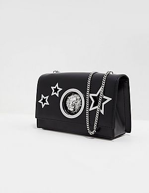 3bc75e96409 ... Jeans ERICO Black - Bags Handbags Women 16544840  premium selection  045a1 15cd1 Versus Versace Star Lion Shoulder Bag ...