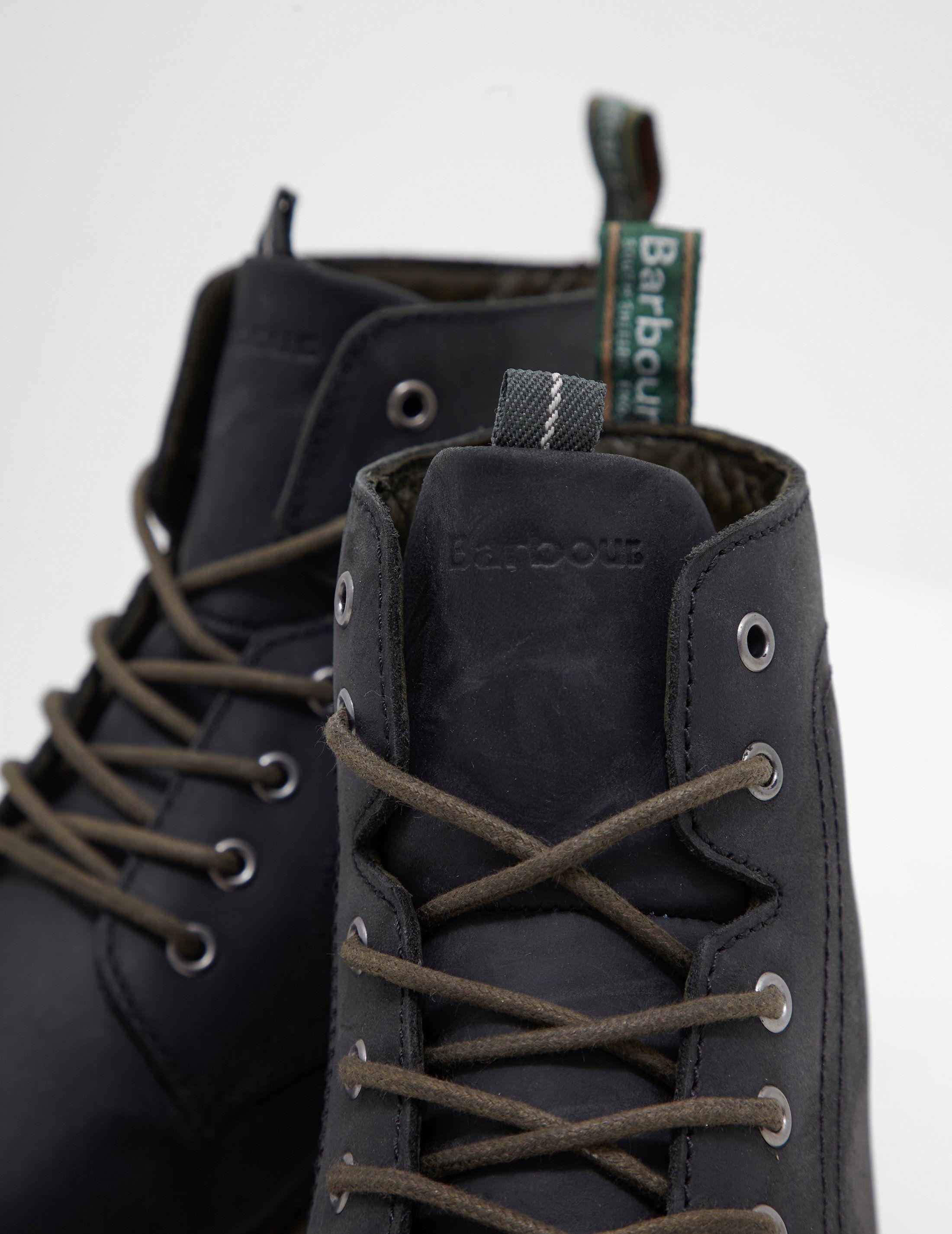 Barbour Dalton Boots